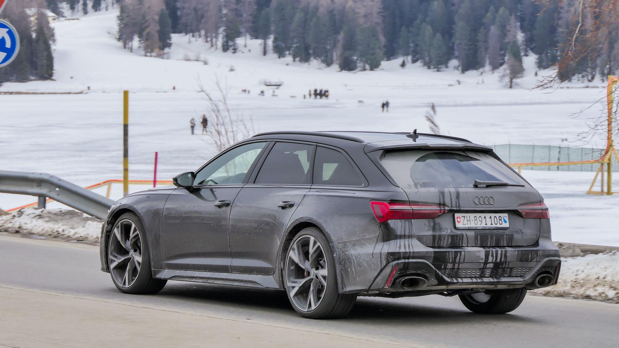 Audi RS6 - ZH-891108 (CH)