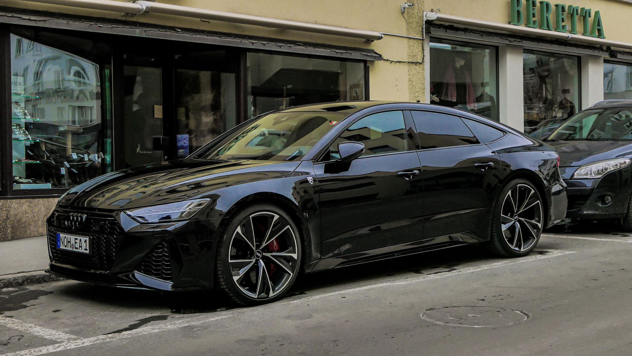 Audi RS7 - NOH-EA-1