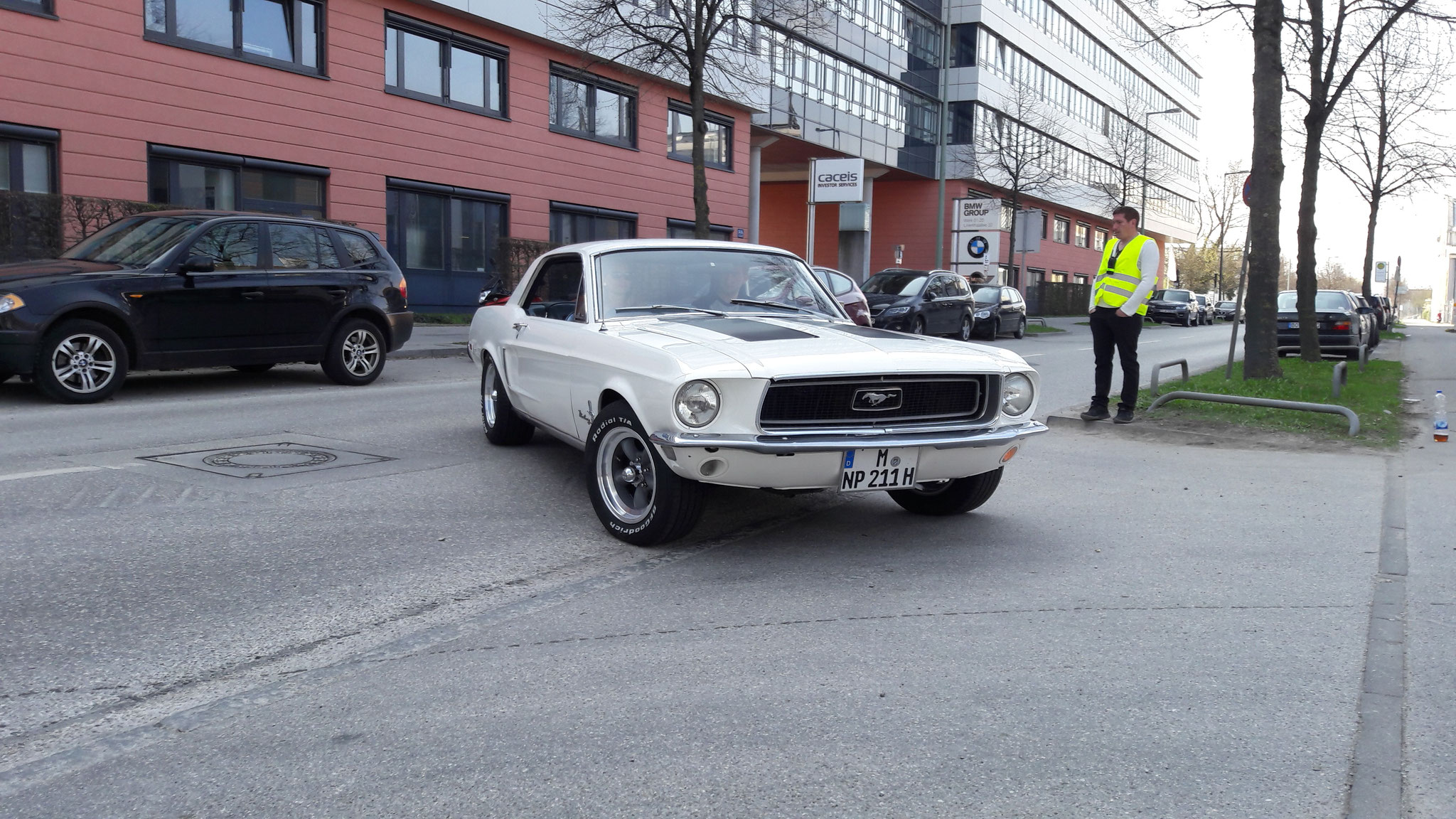 Mustang I - M-NP-211H