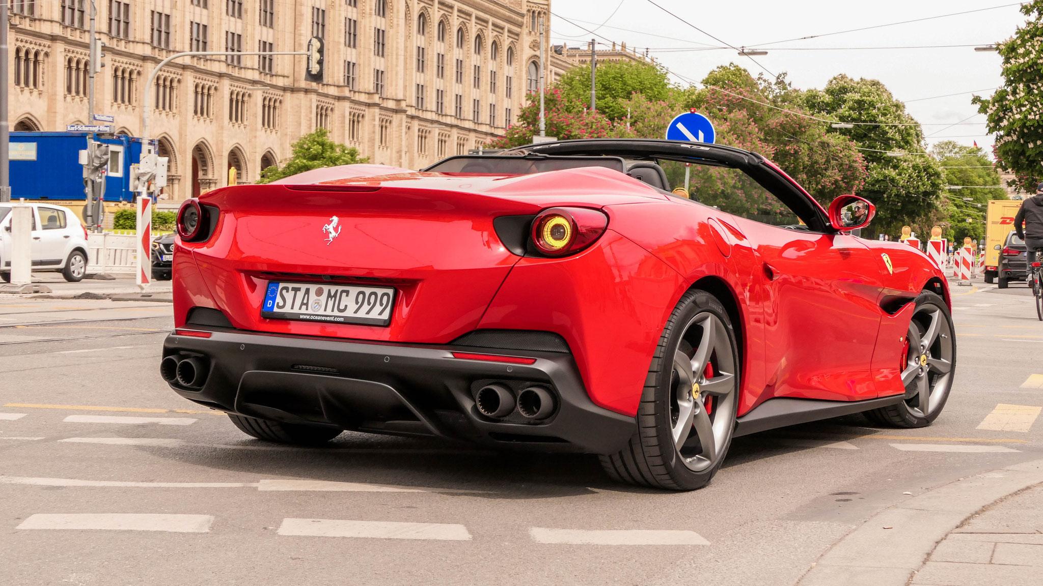 Ferrari Portofino - STA-MC-999