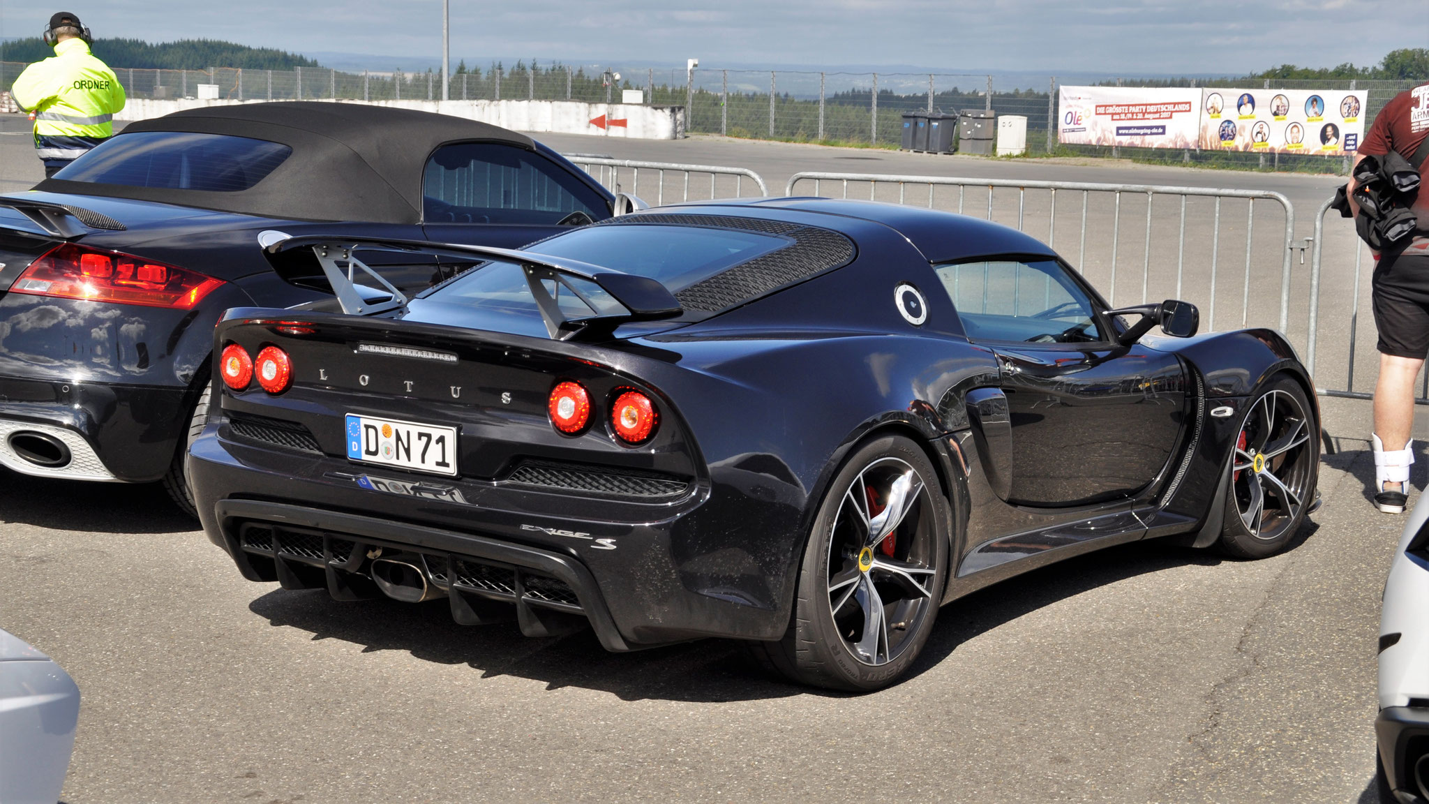 Lotus Exige 350 - D-N-71