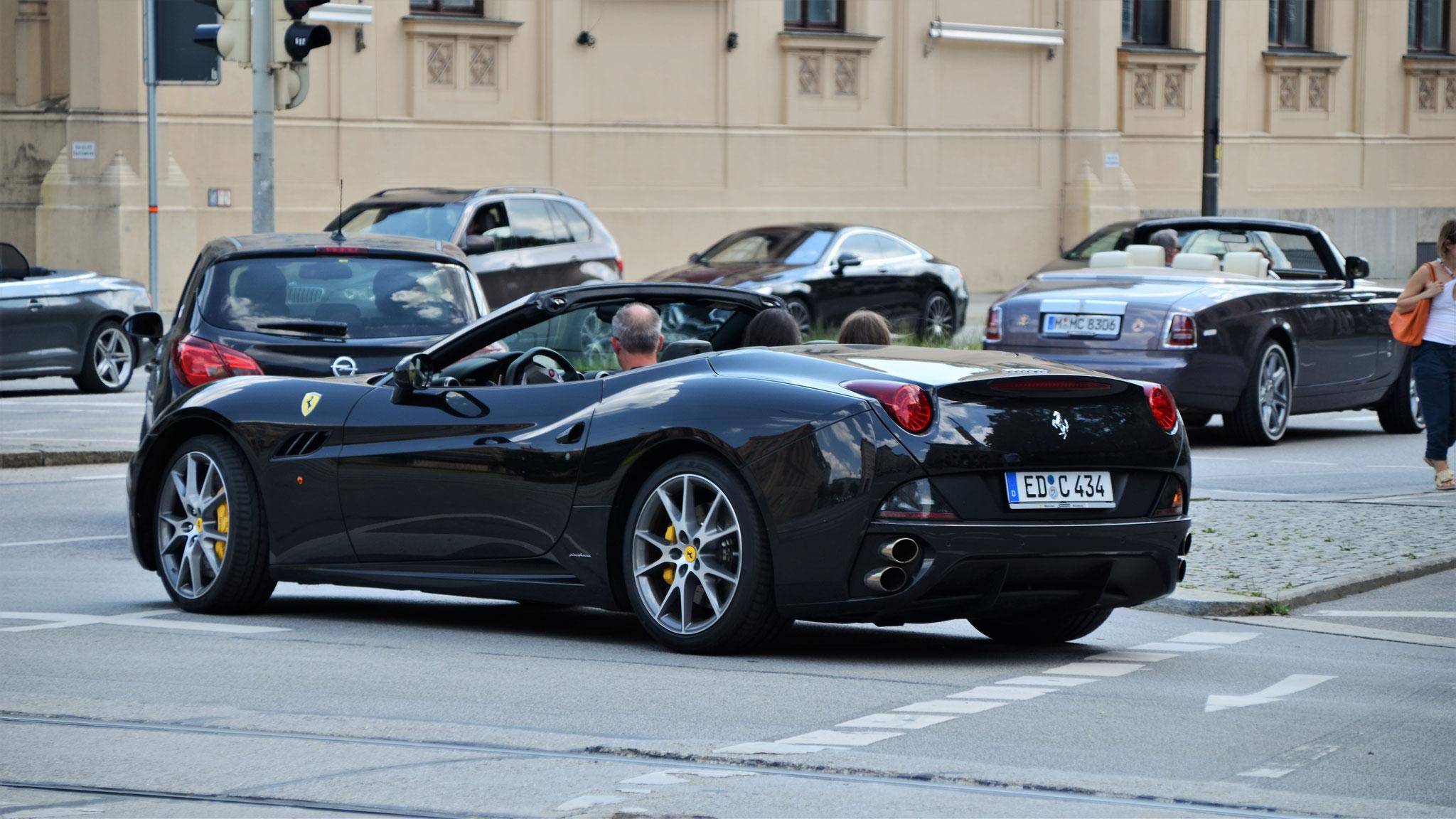 Ferrari California - ED-C-434