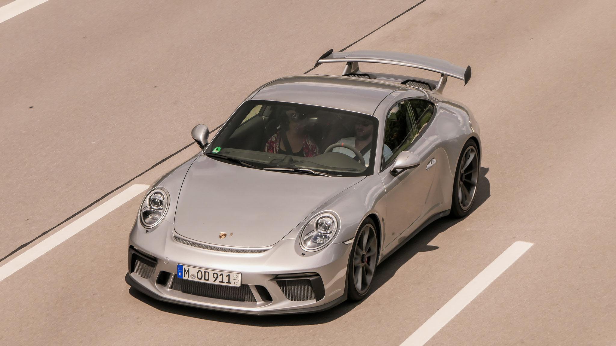 Porsche 991 GT3 - M-OD-911