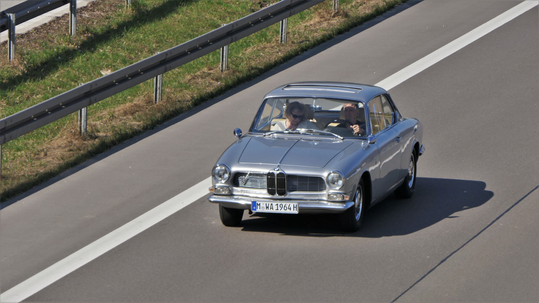 BMW 3200 Coupe CS - M-WA-1964H