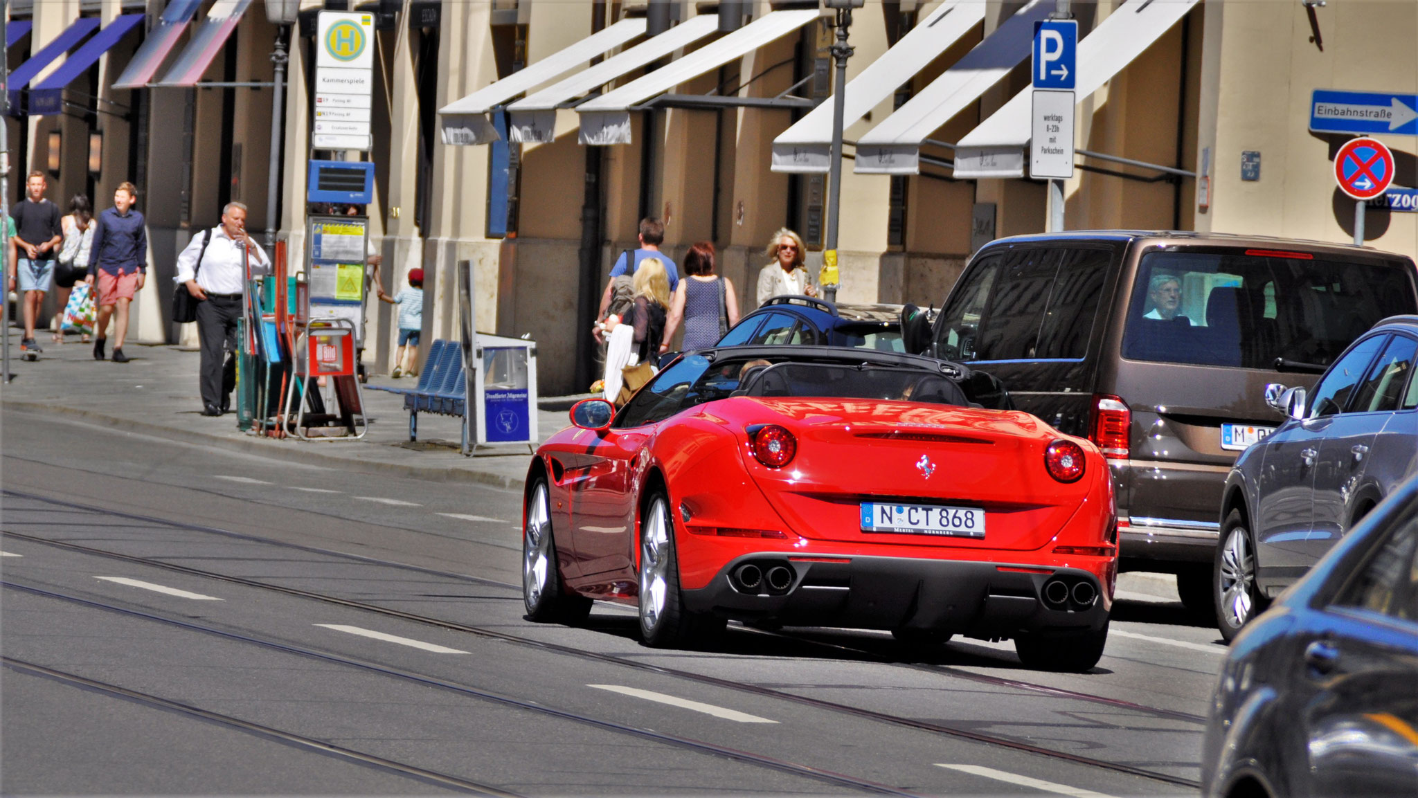 Ferrari California T - N-CT-868