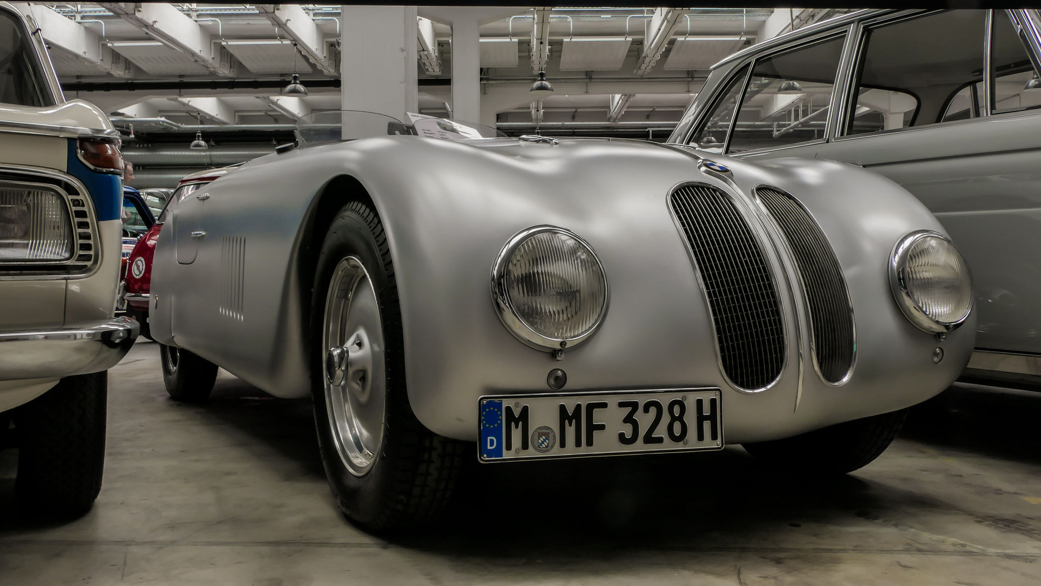 BMW 328 Touring Roadster - M-MF-328H