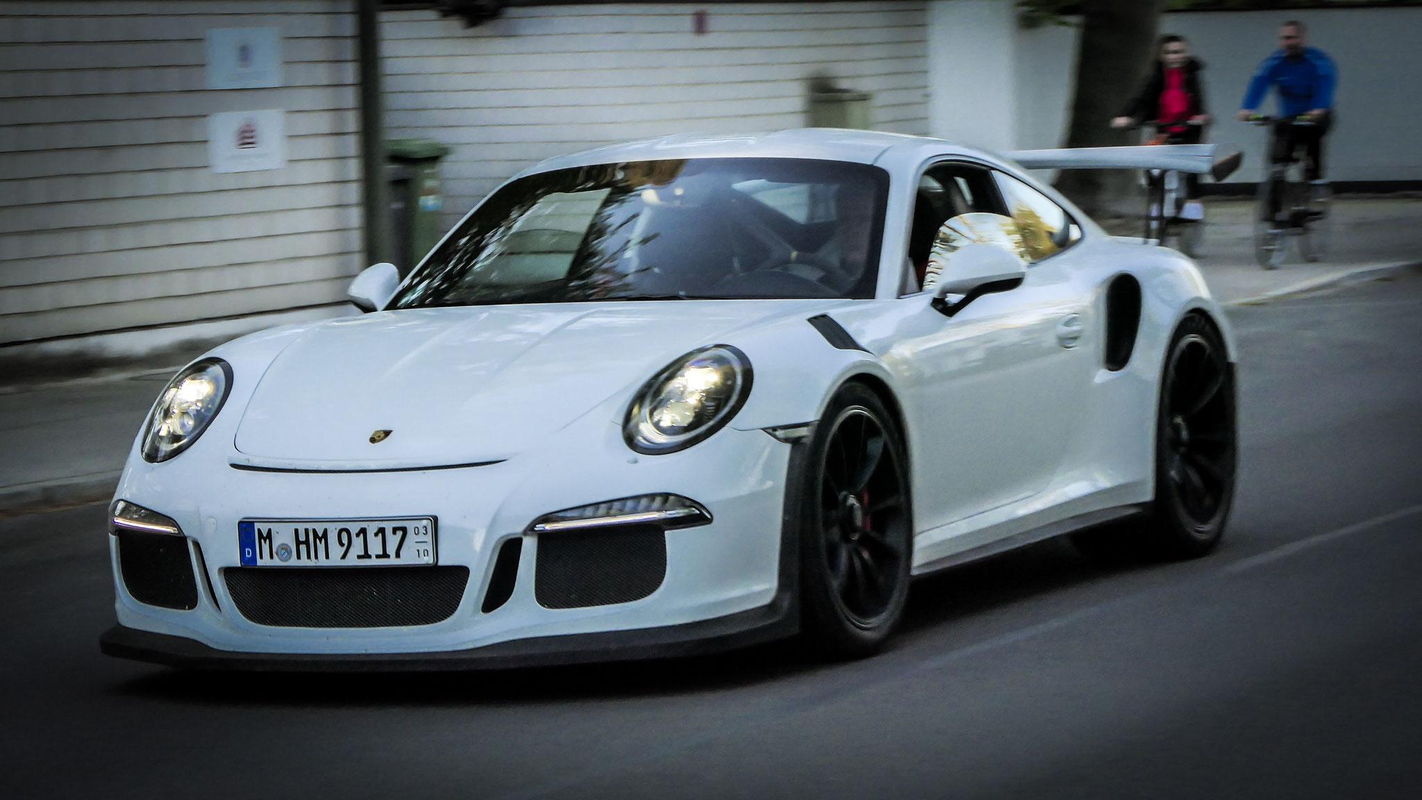 Porsche 911 GT3 RS - M-HM-9117