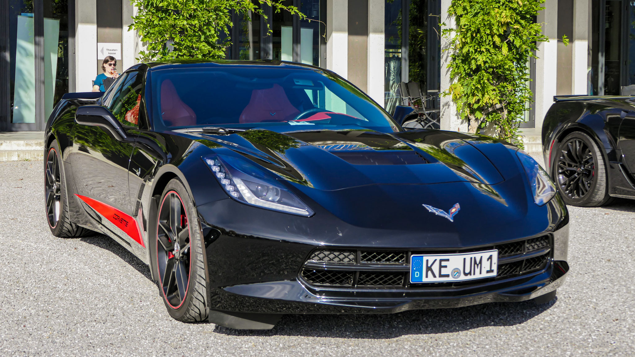 Chevrolet Corvette C7 Stingray - KE-UM-1