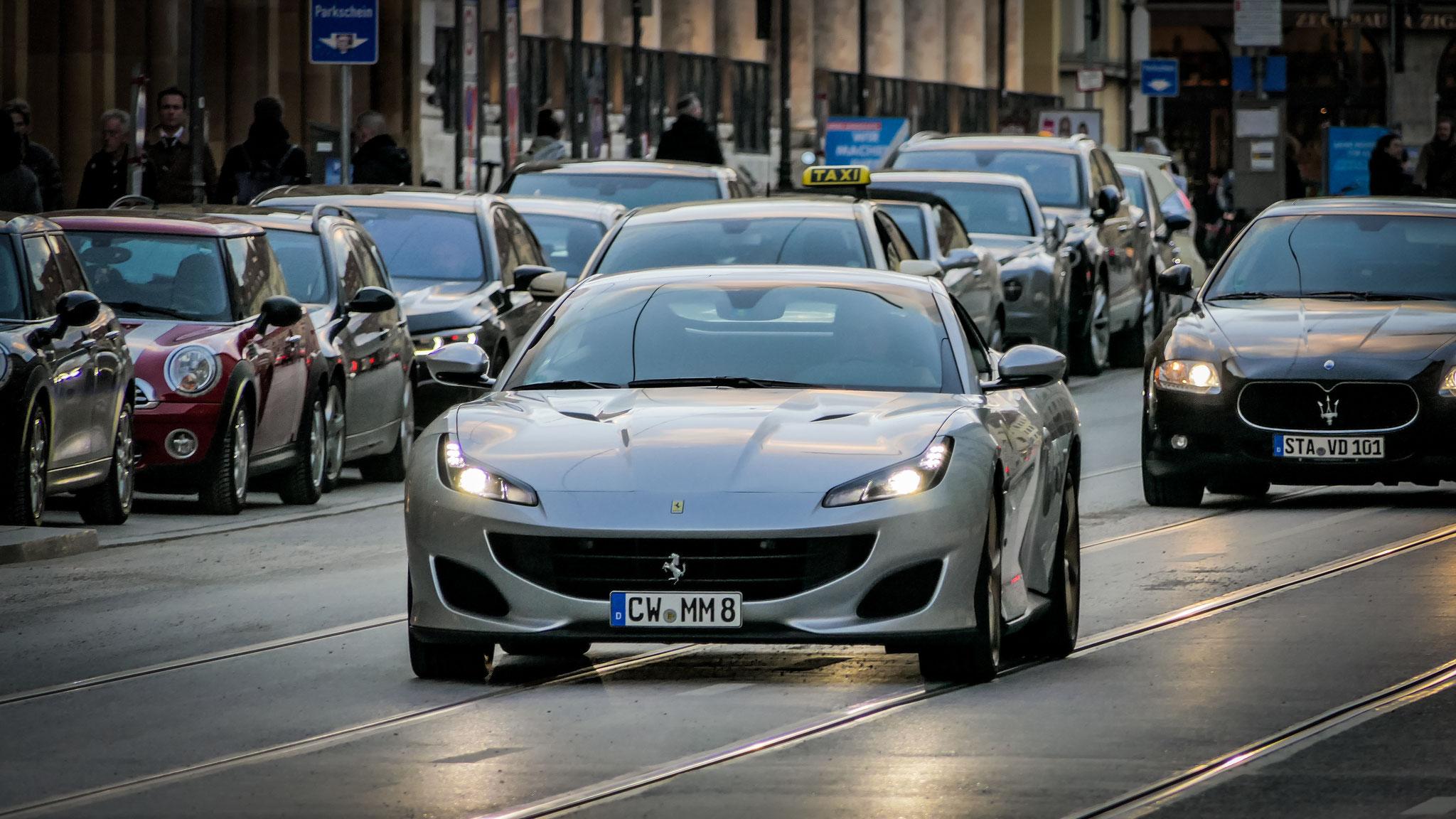 Ferrari Portofino - CW-MM-8