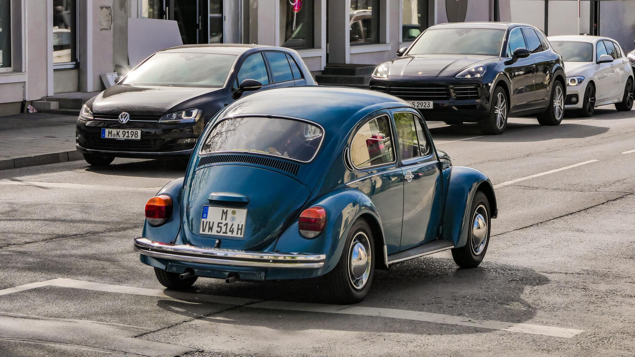 VW Käfer - M-VW-514H
