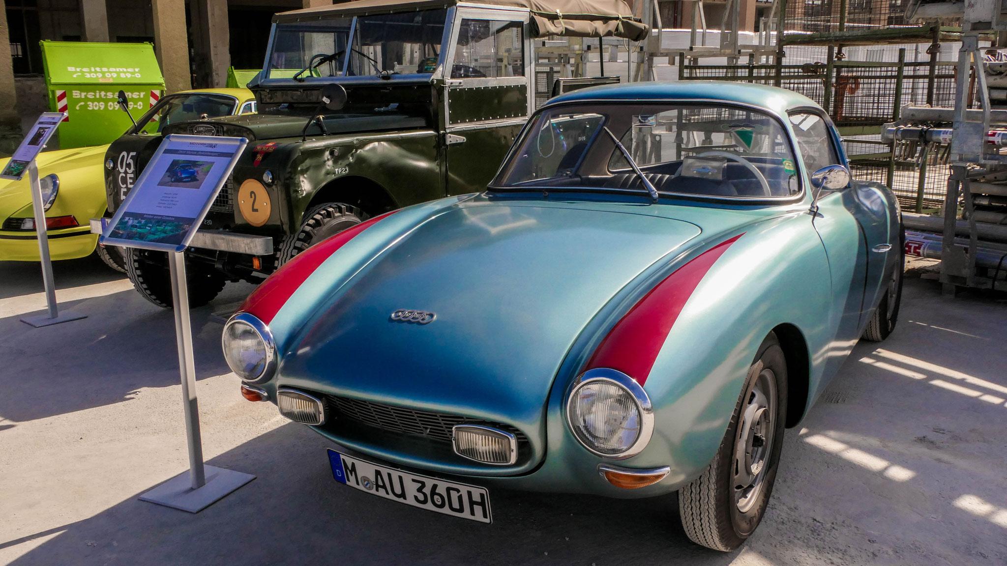 DKW Monza - M-AU-360H