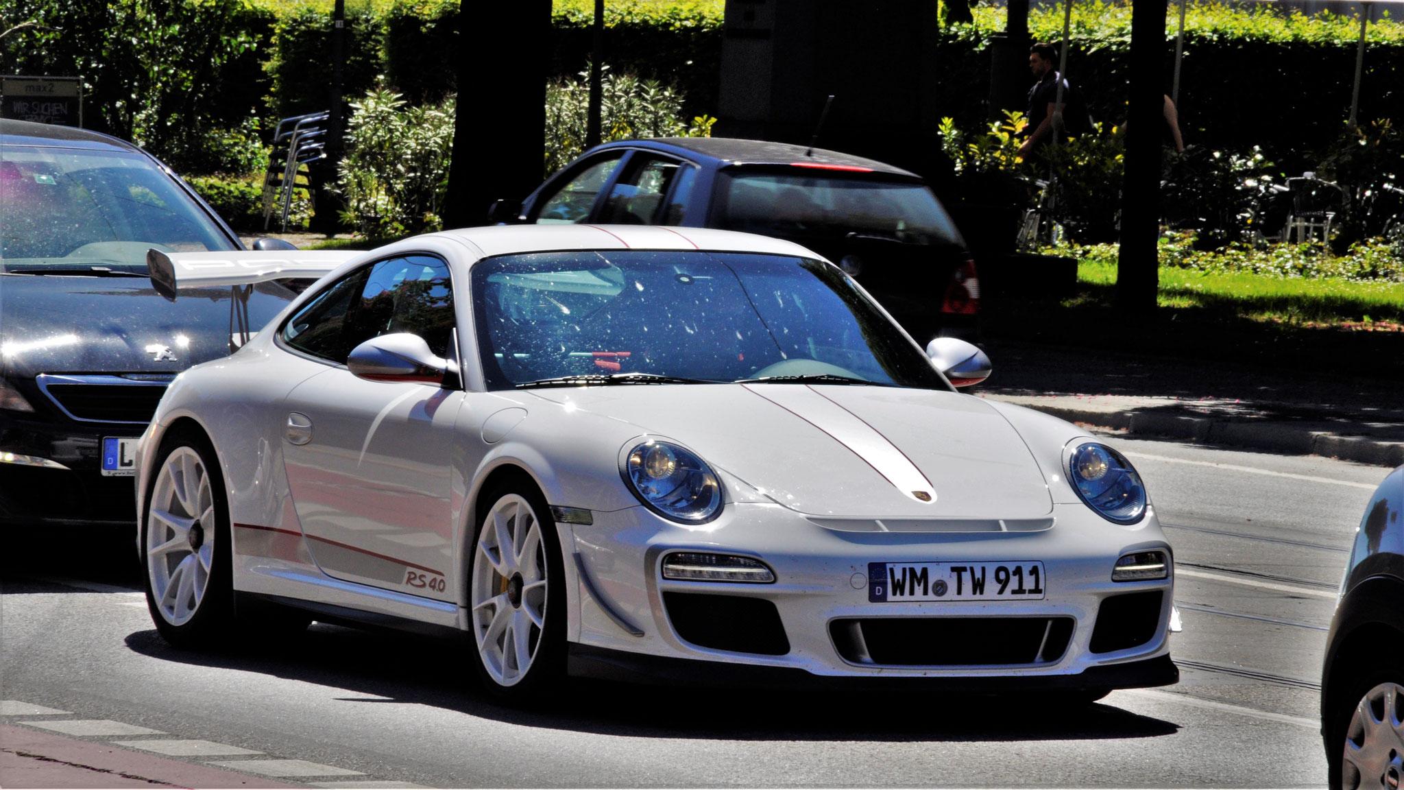Porsche 911 GT3 RS - WM-TW-911