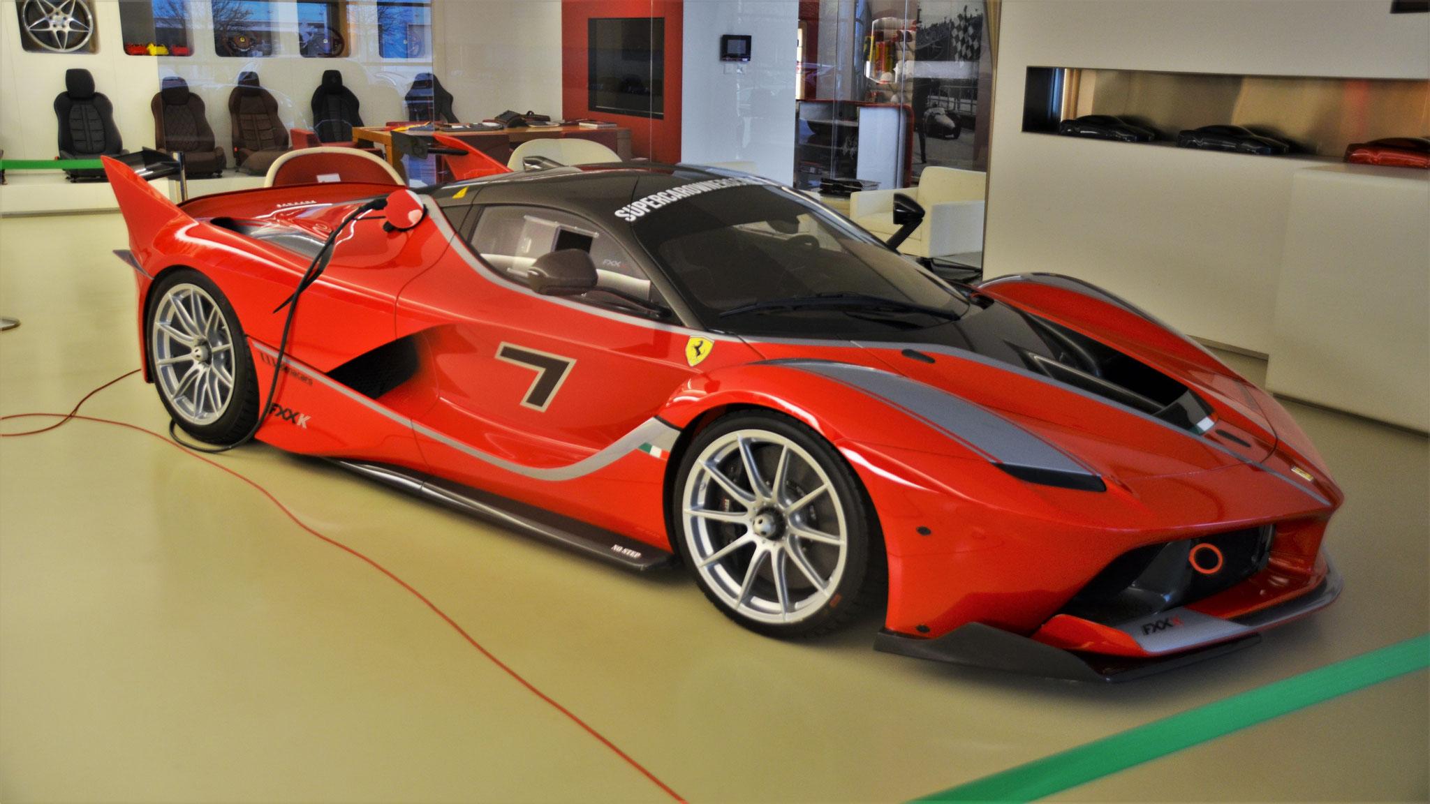 Ferrari FXXK (Geneva)