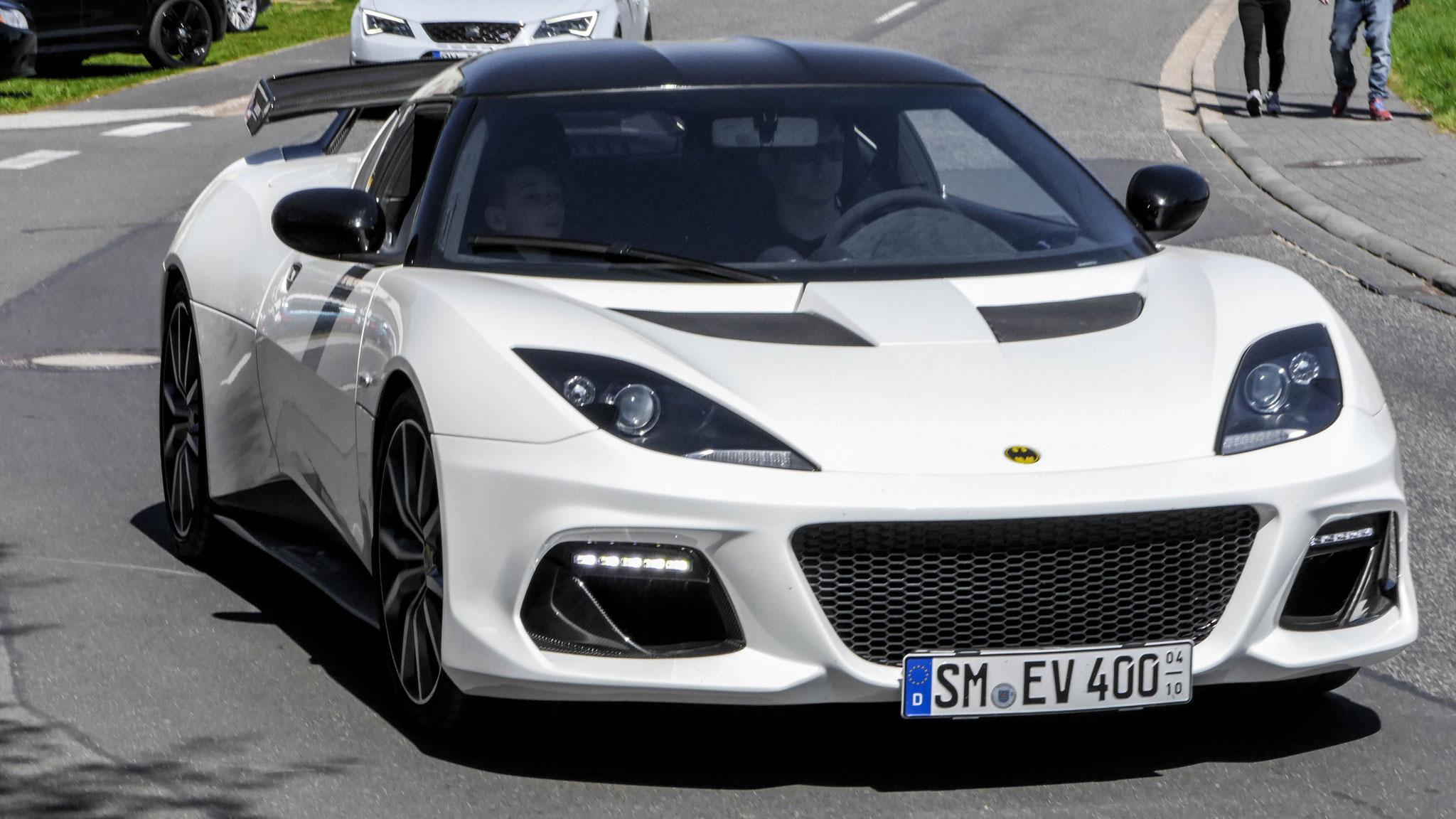 Lotus Evora 400 - SM-EV-400