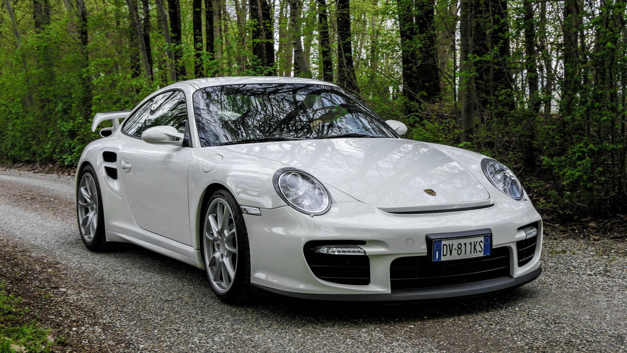Porsche 911 997 GT2 - DW-106-PG (ITA)