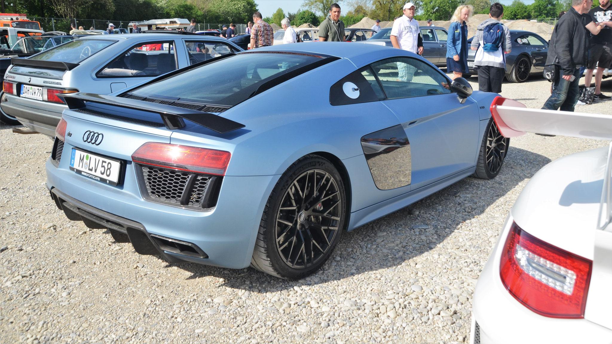 Audi R8 V10 - M-LV-58