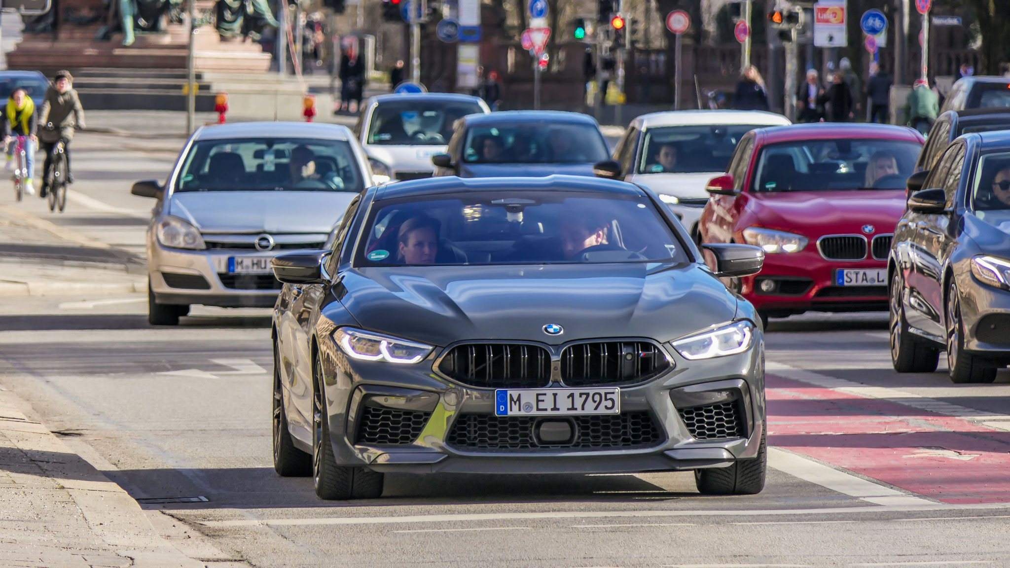 BMW M8 Competition - M-EI-1795