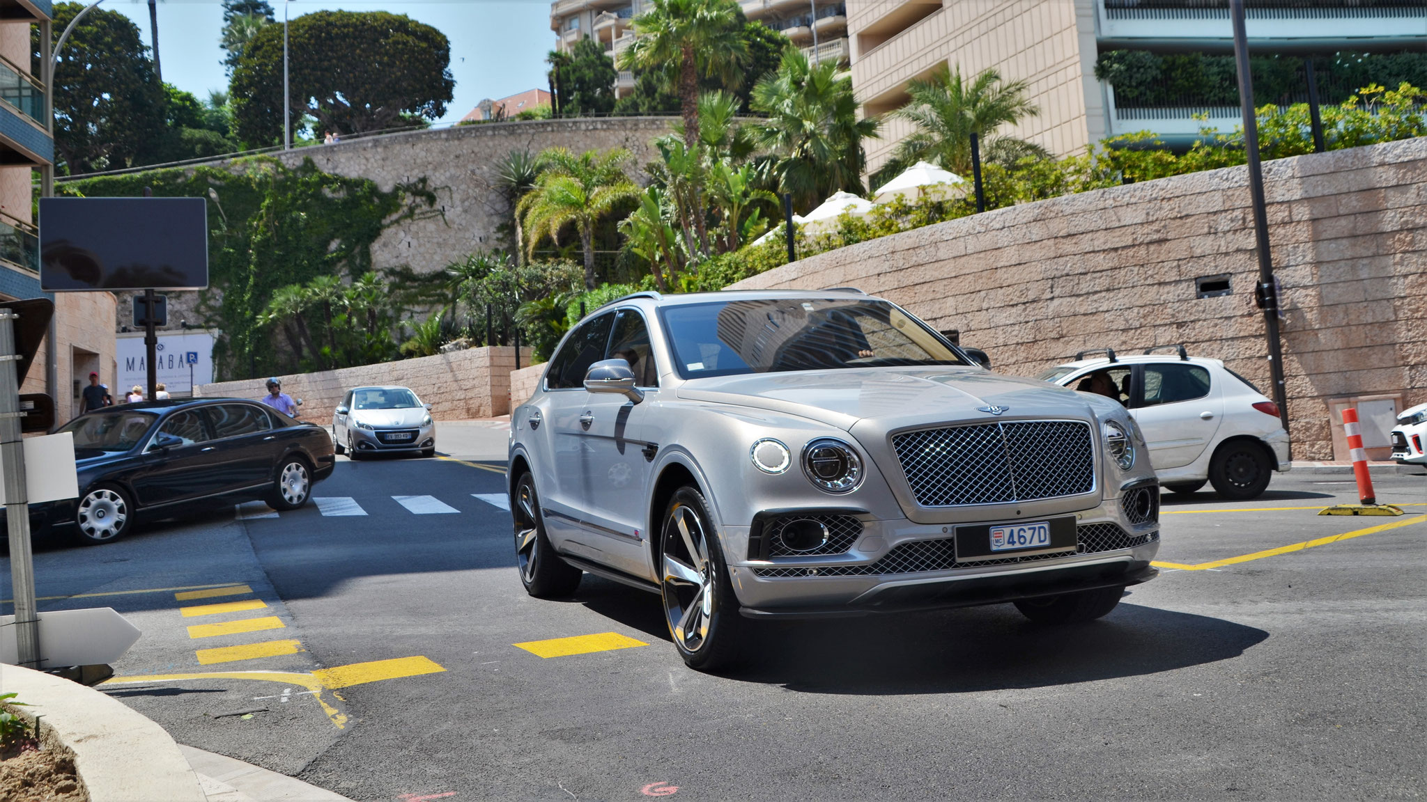 Bentley Bentayga - 457D (MC)