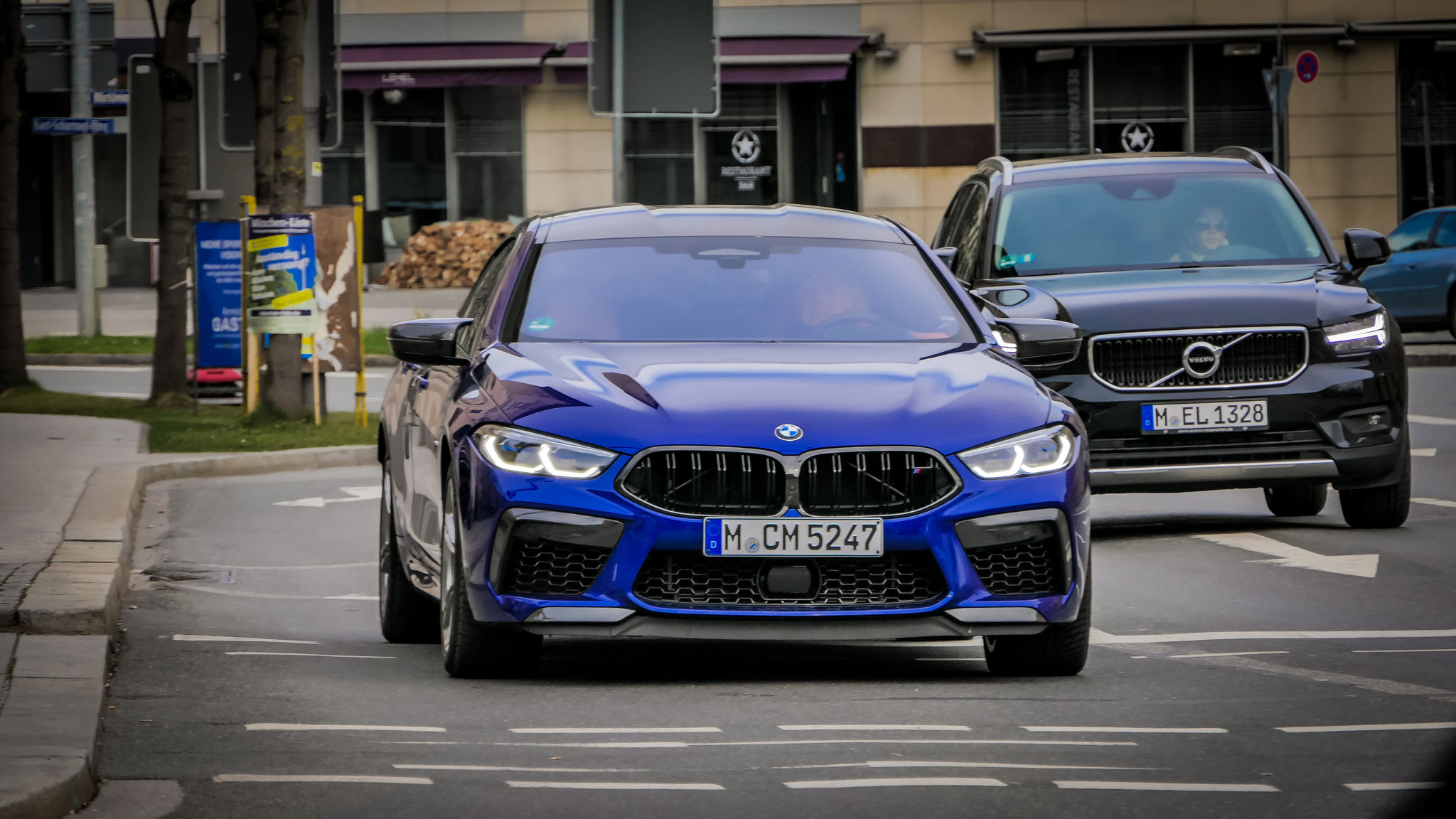 BMW M8 Competition Gran Coupé - M-CM-5247