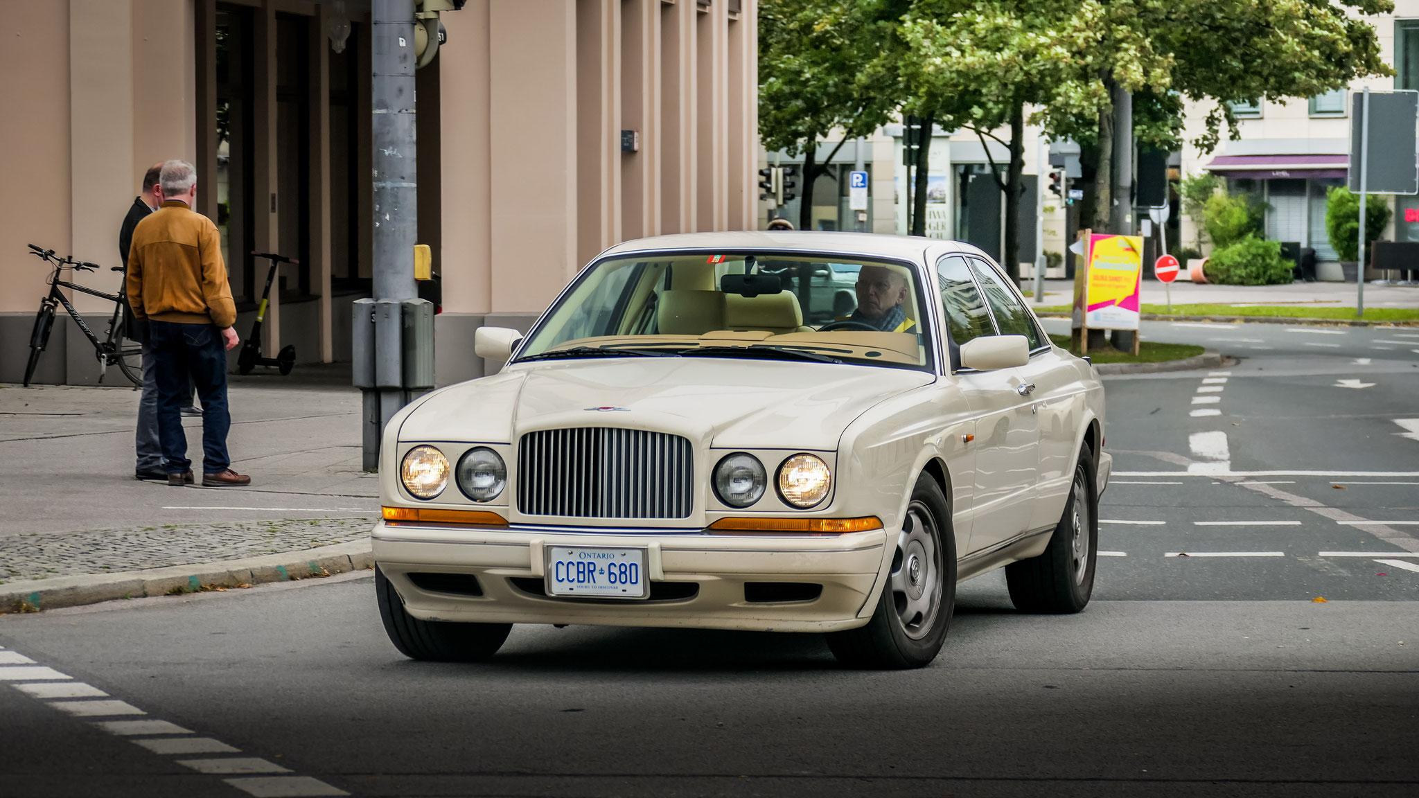 Bentley Continental R - CCBR-680 (CAN)