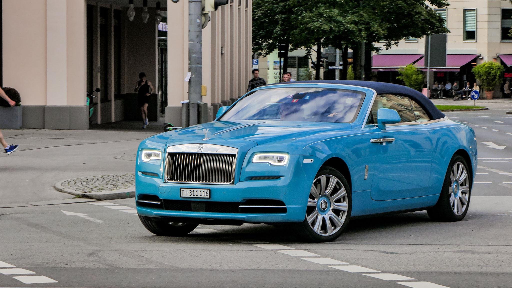 Rolls Royce Dawn - TI-311116 (CH)