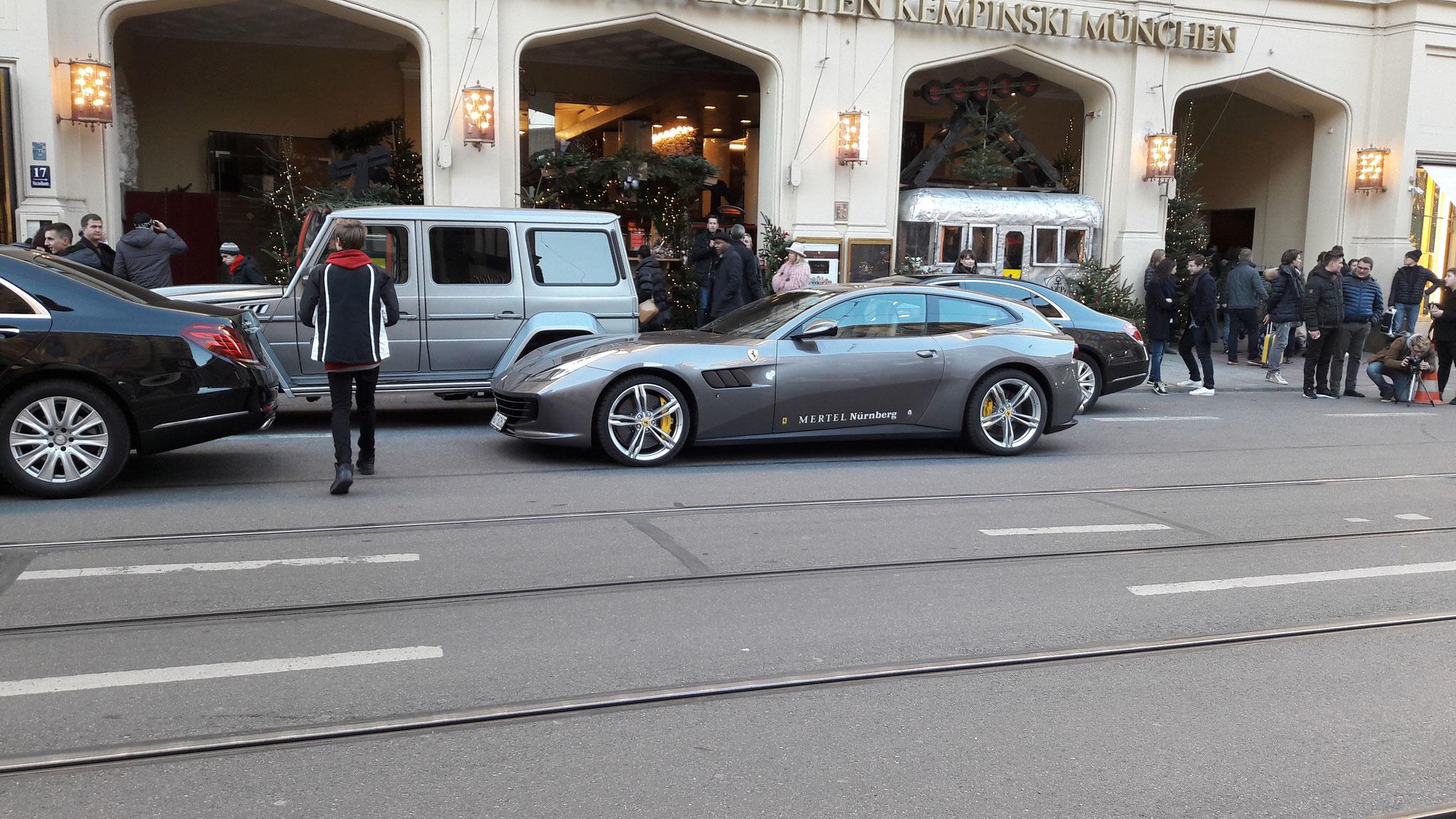 Ferrari GTC4 Lusso - N-GT-6262