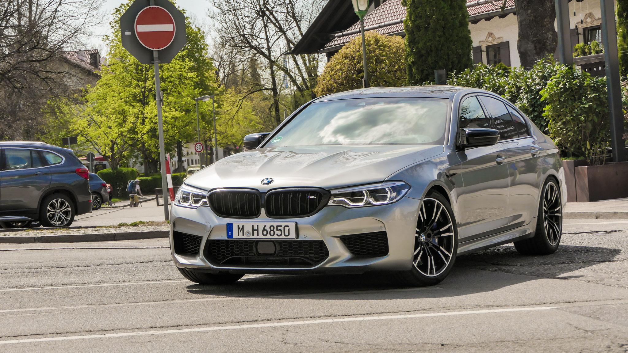 BMW M5 - M-H-6850