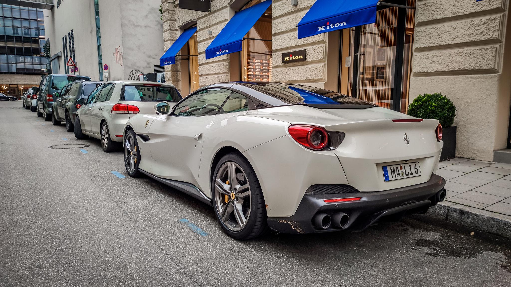 Ferrari Portofino - MA-LI-6