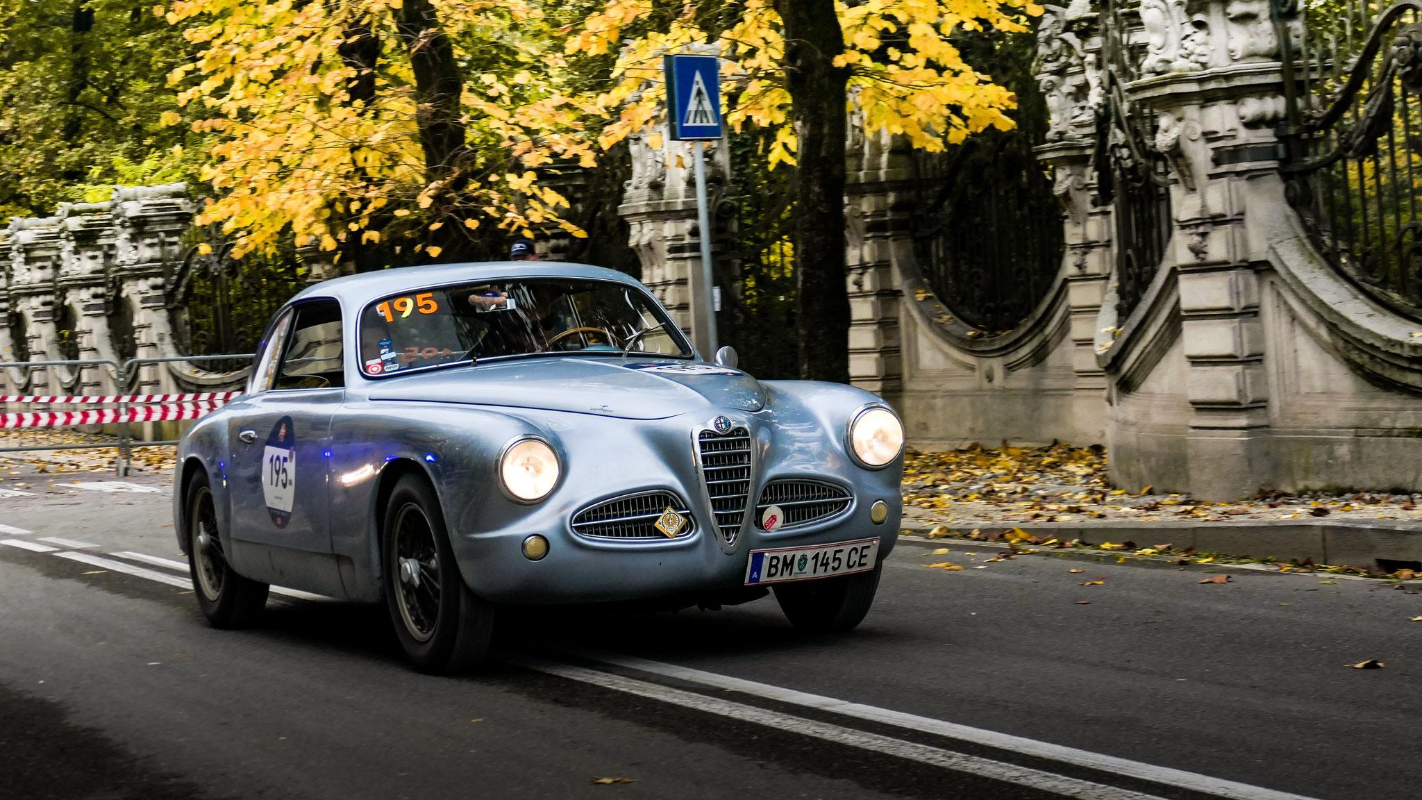 Alfa Romeo 1900C Sprint Touring - BM-145-CE (AUT)