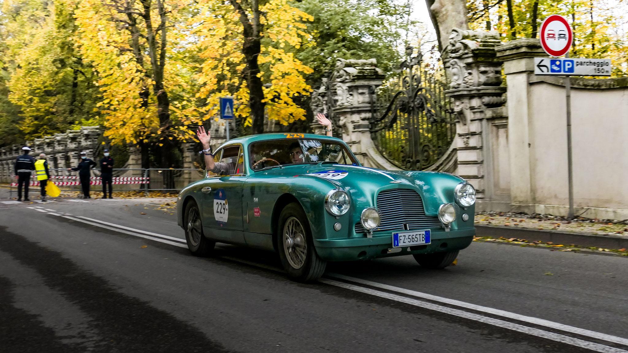 Aston Martin DB2 - FZ-565-TB (ITA)