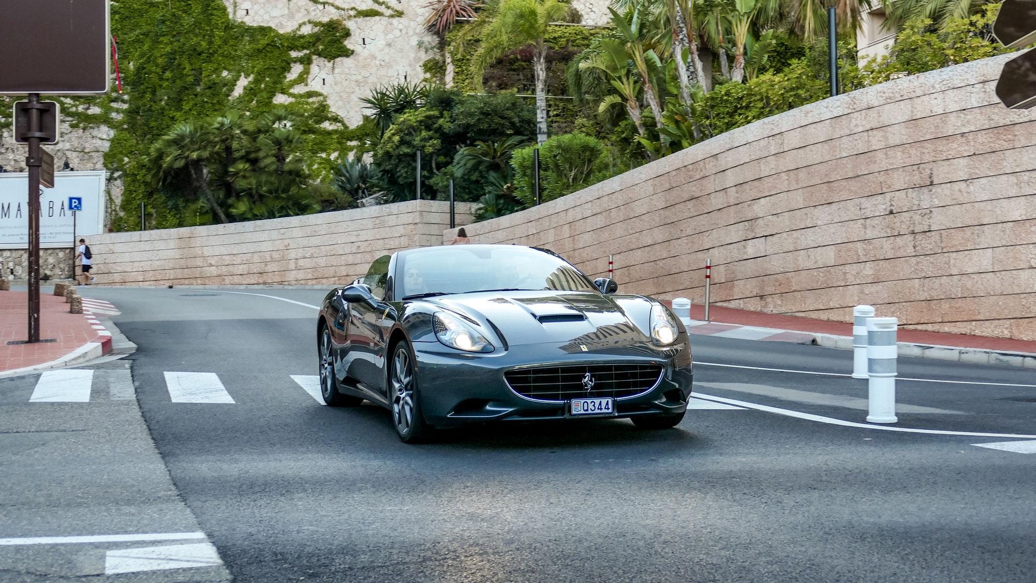 Ferrari California - Q344 (MC)