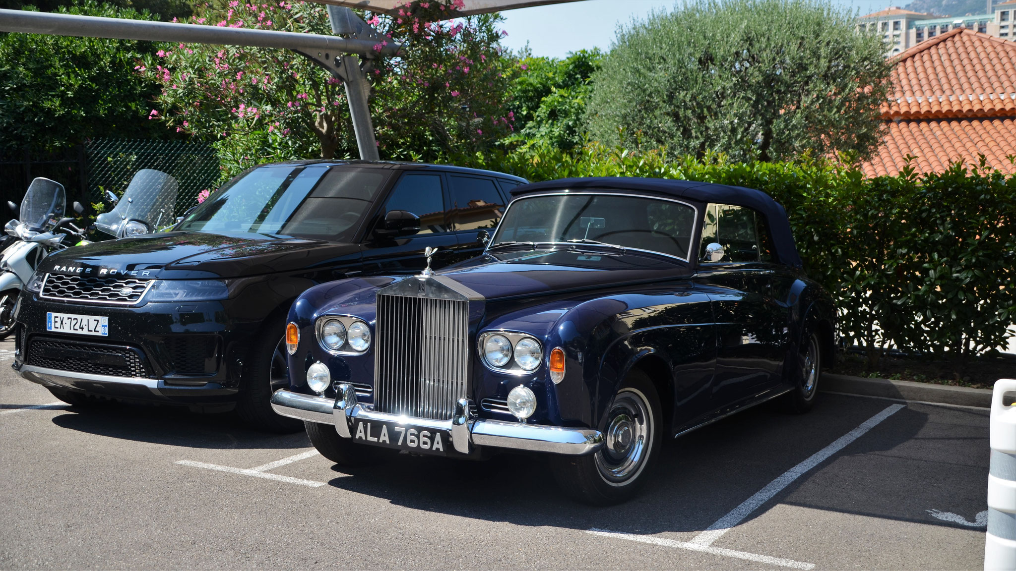 Rolls Royce Silver Cloud Convertible - ALA-766-A (GB)