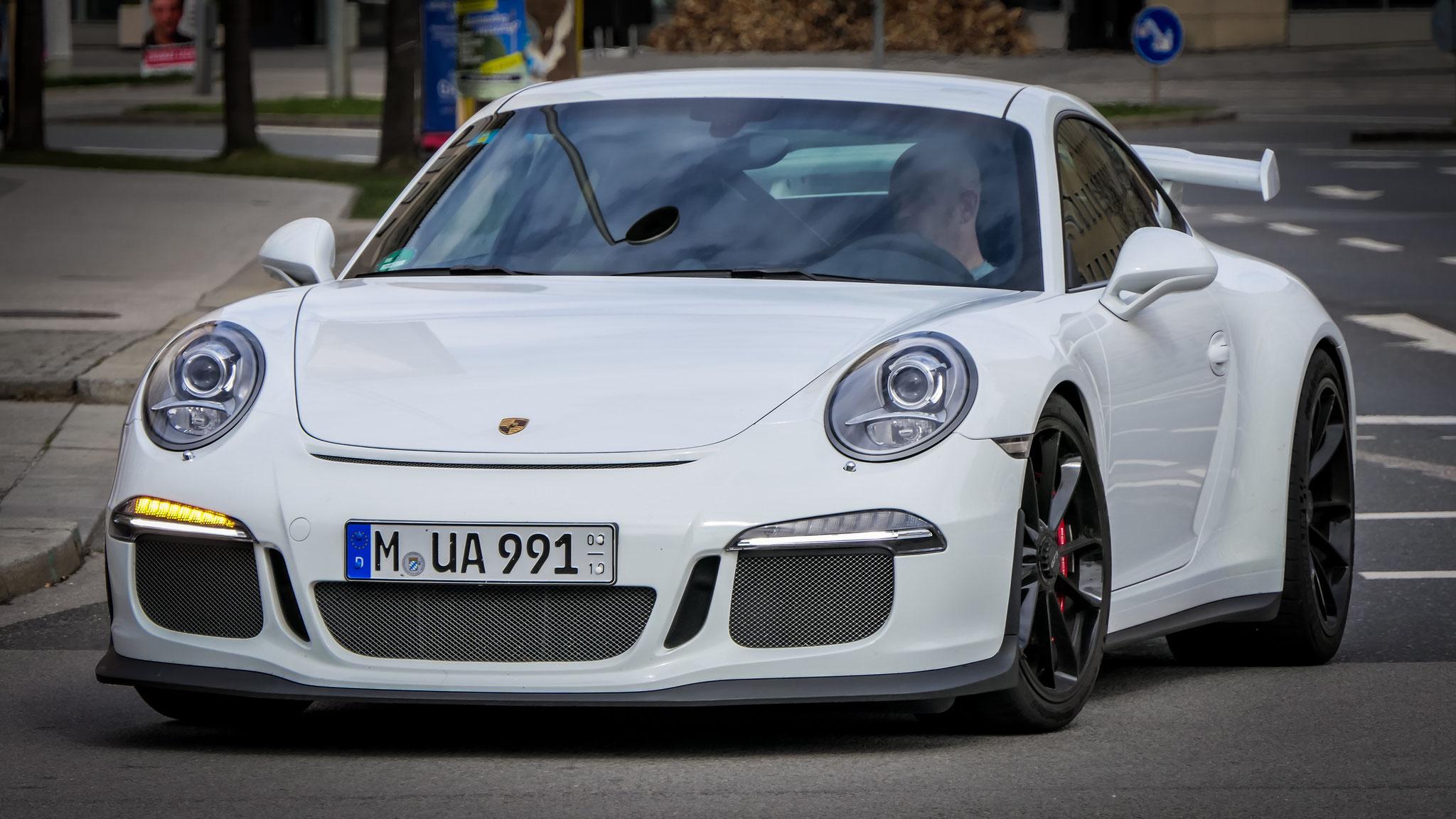 Porsche 991 GT3 - M-UA-991