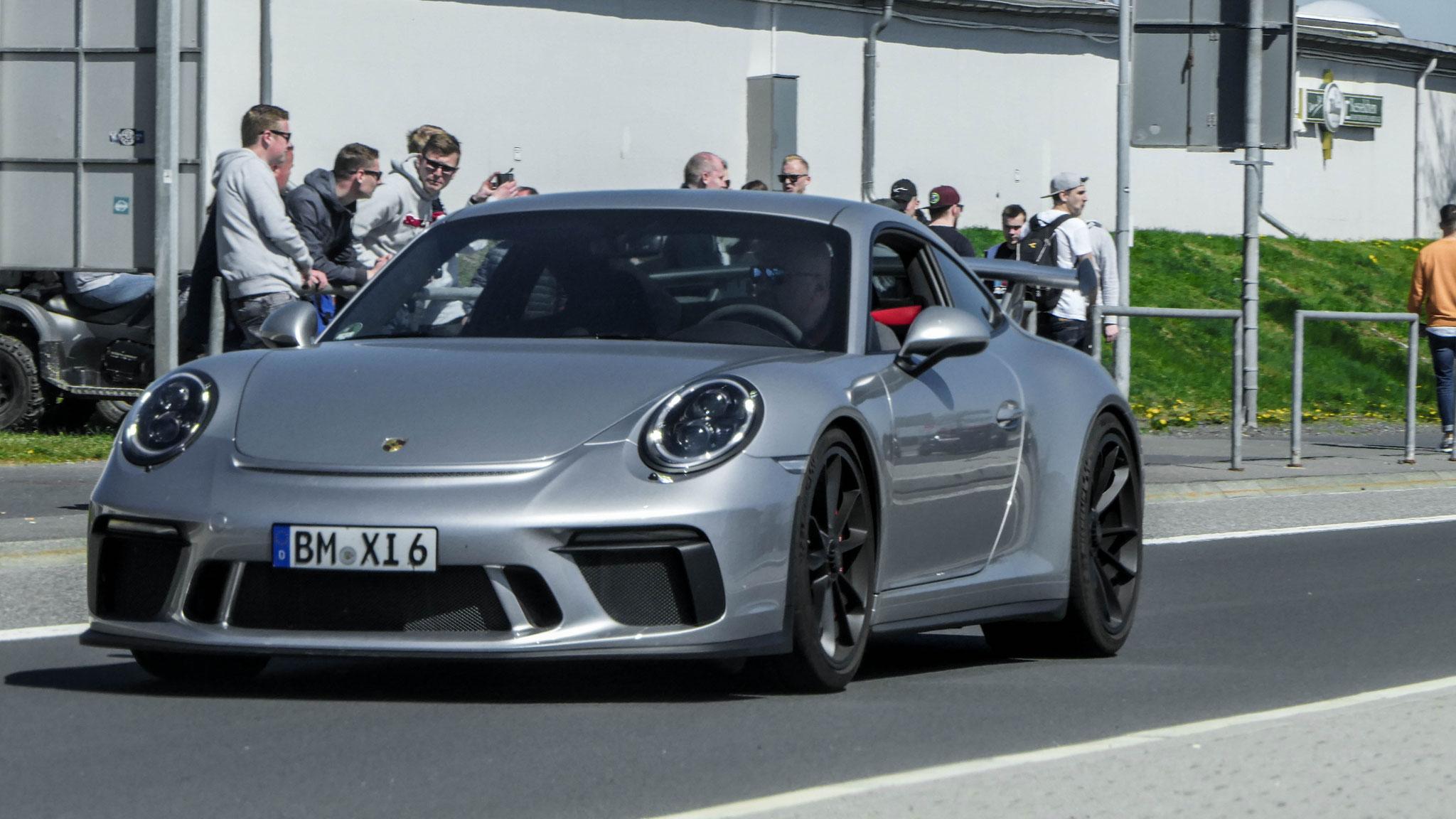Porsche 991 GT3 - BM-XI-6