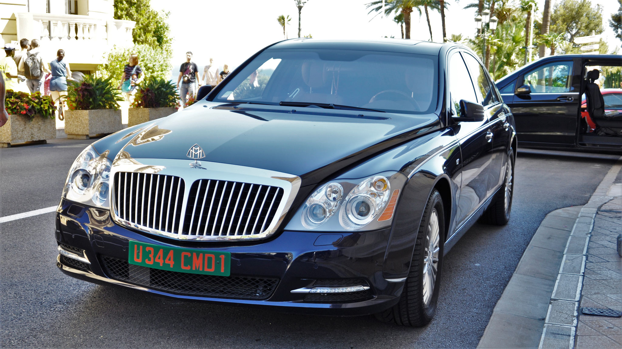 Maybach 57S - U344-CMD1 (FRA)