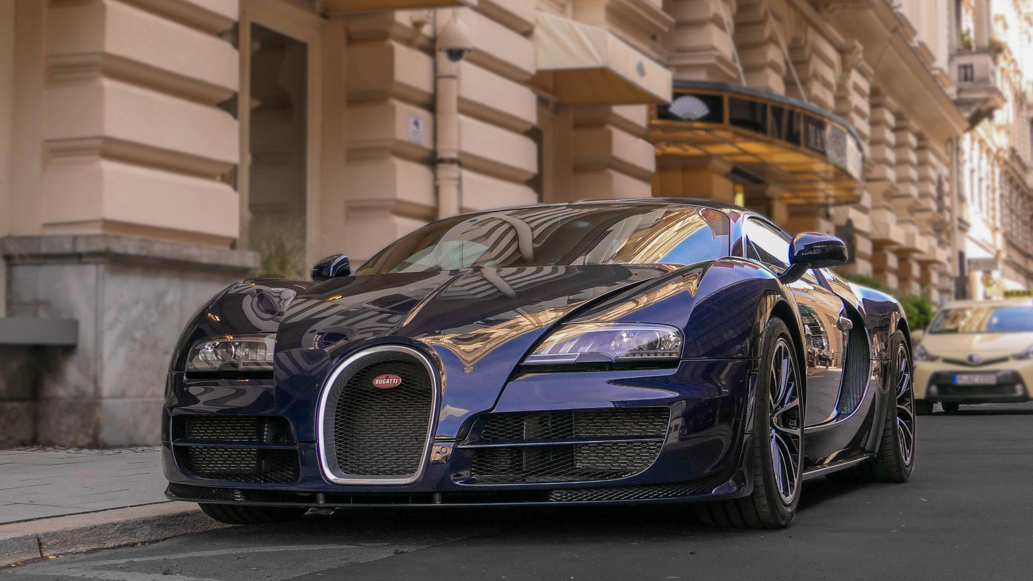 Bugatti Veyron Super Sport - FL-37878 (LIC)