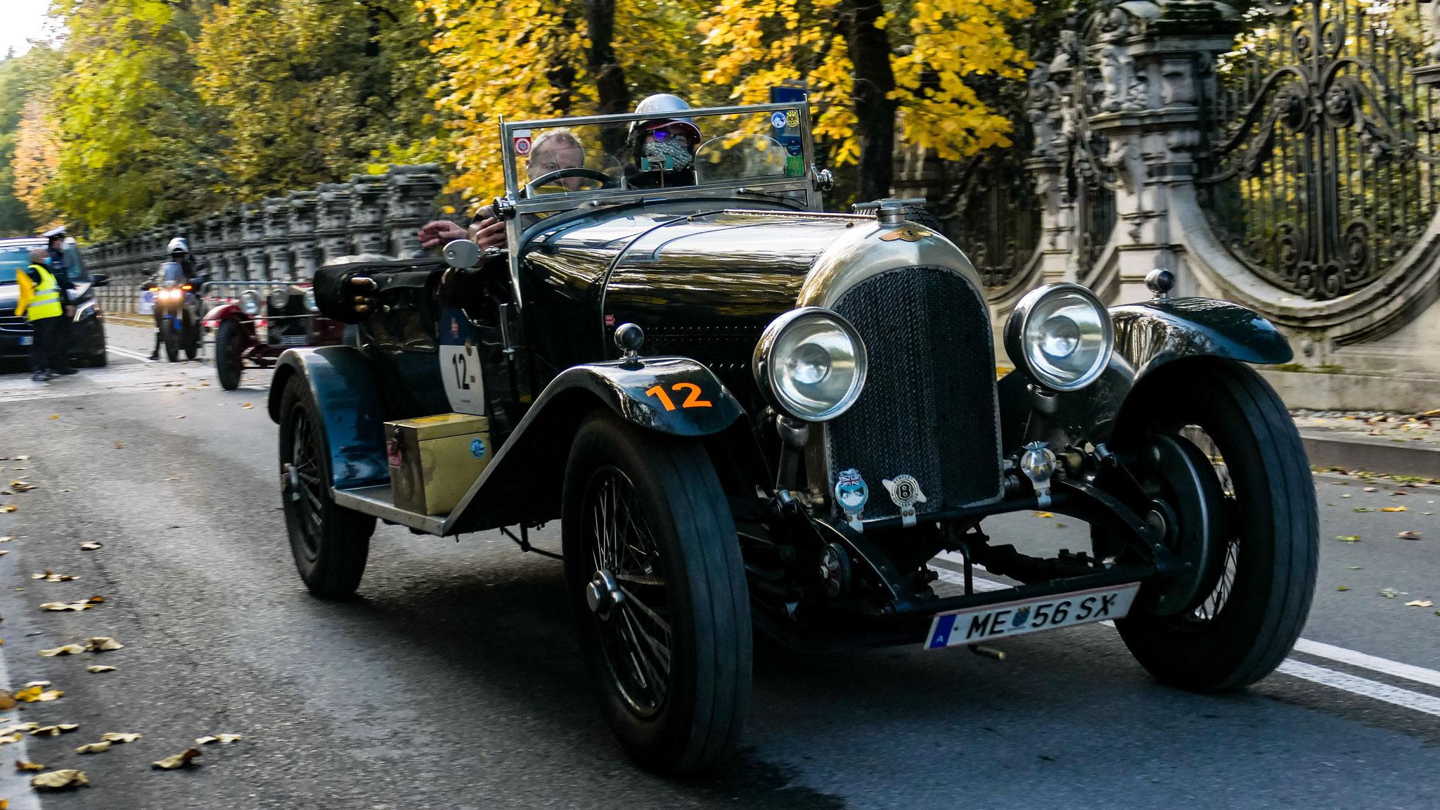 Bentley 3 Litre Tourer - ME-56-SX (AUT)