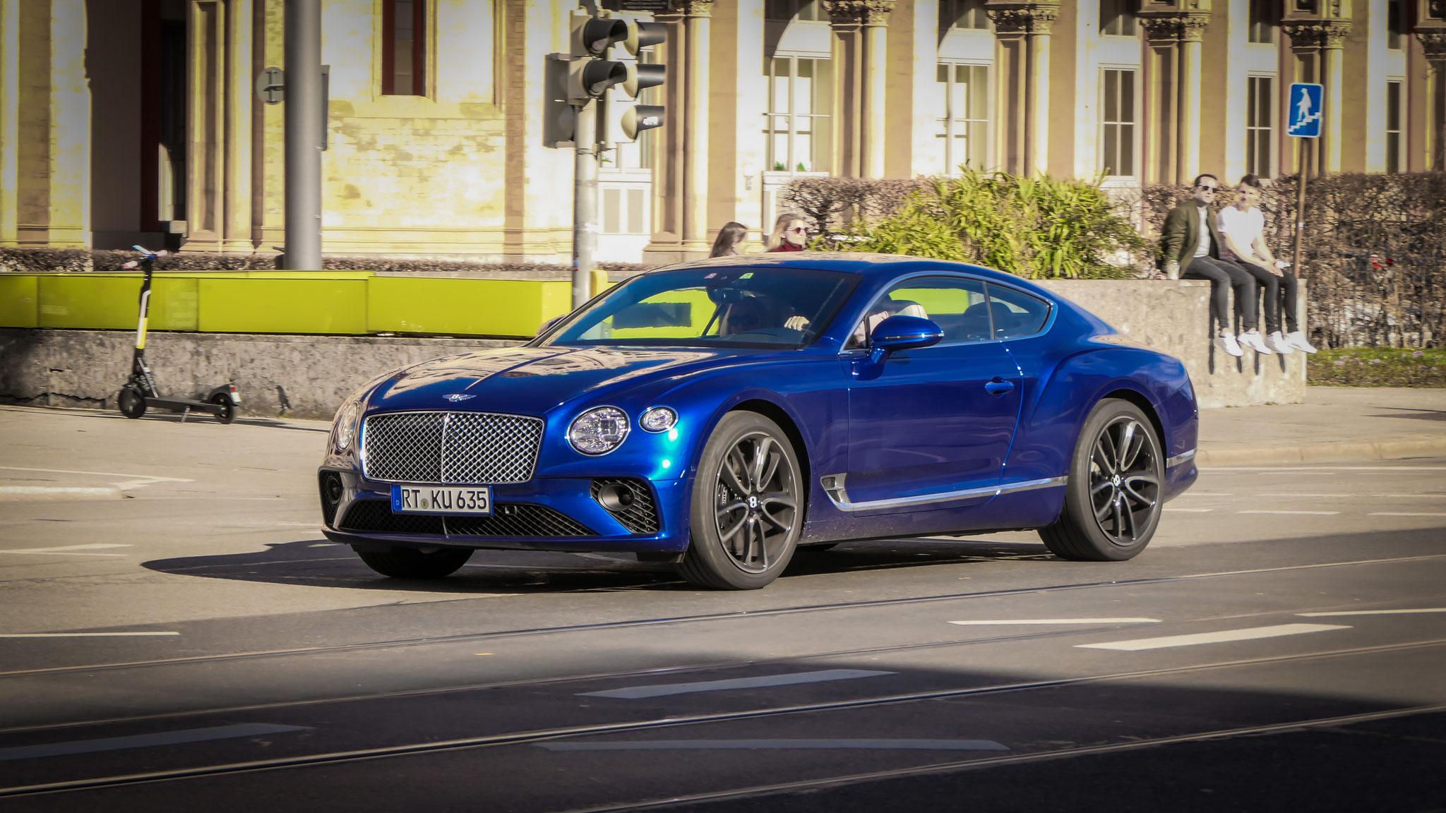 Bentley Continental GT - RT-KU-635