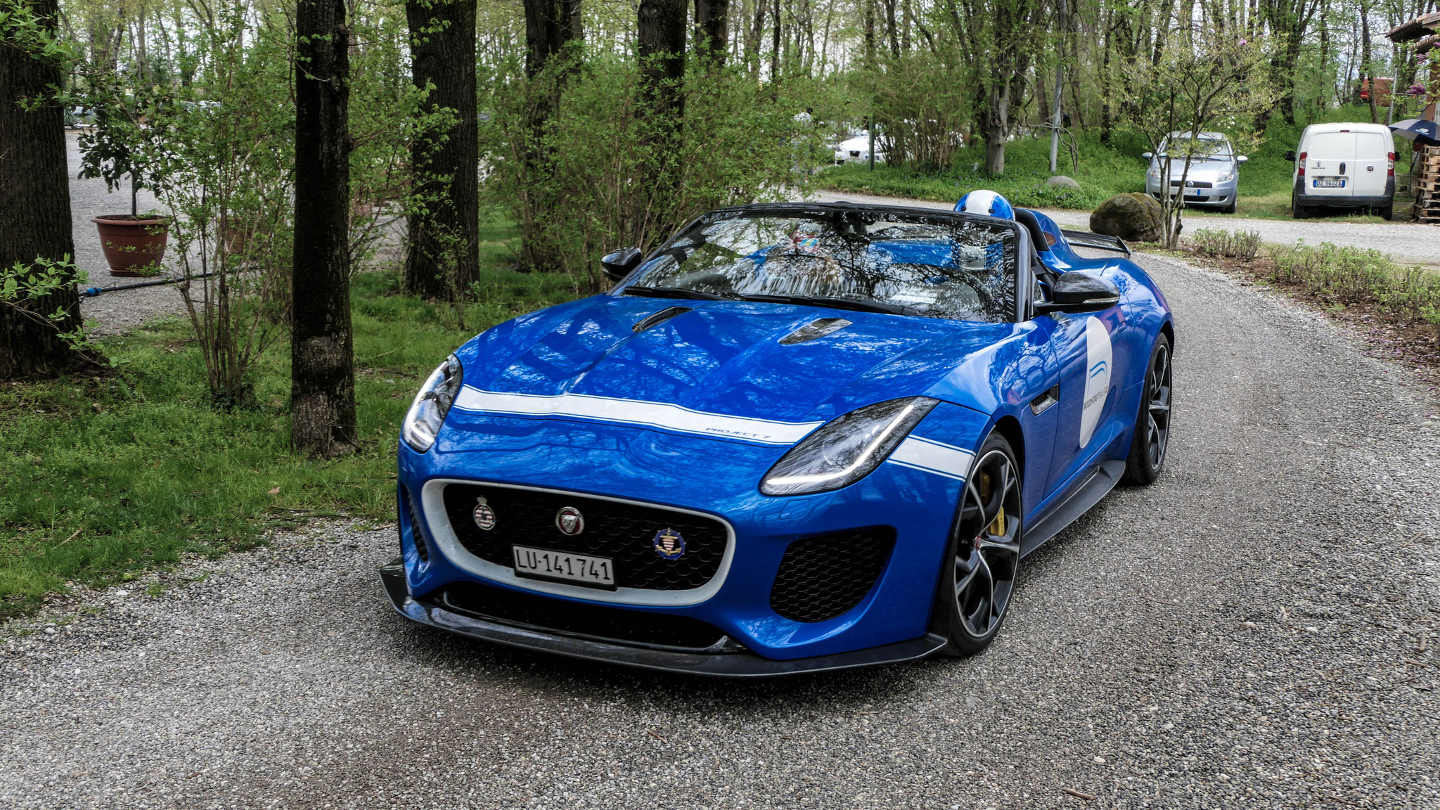 Jaguar F-Type Project 7 - LU-141741 (CH)