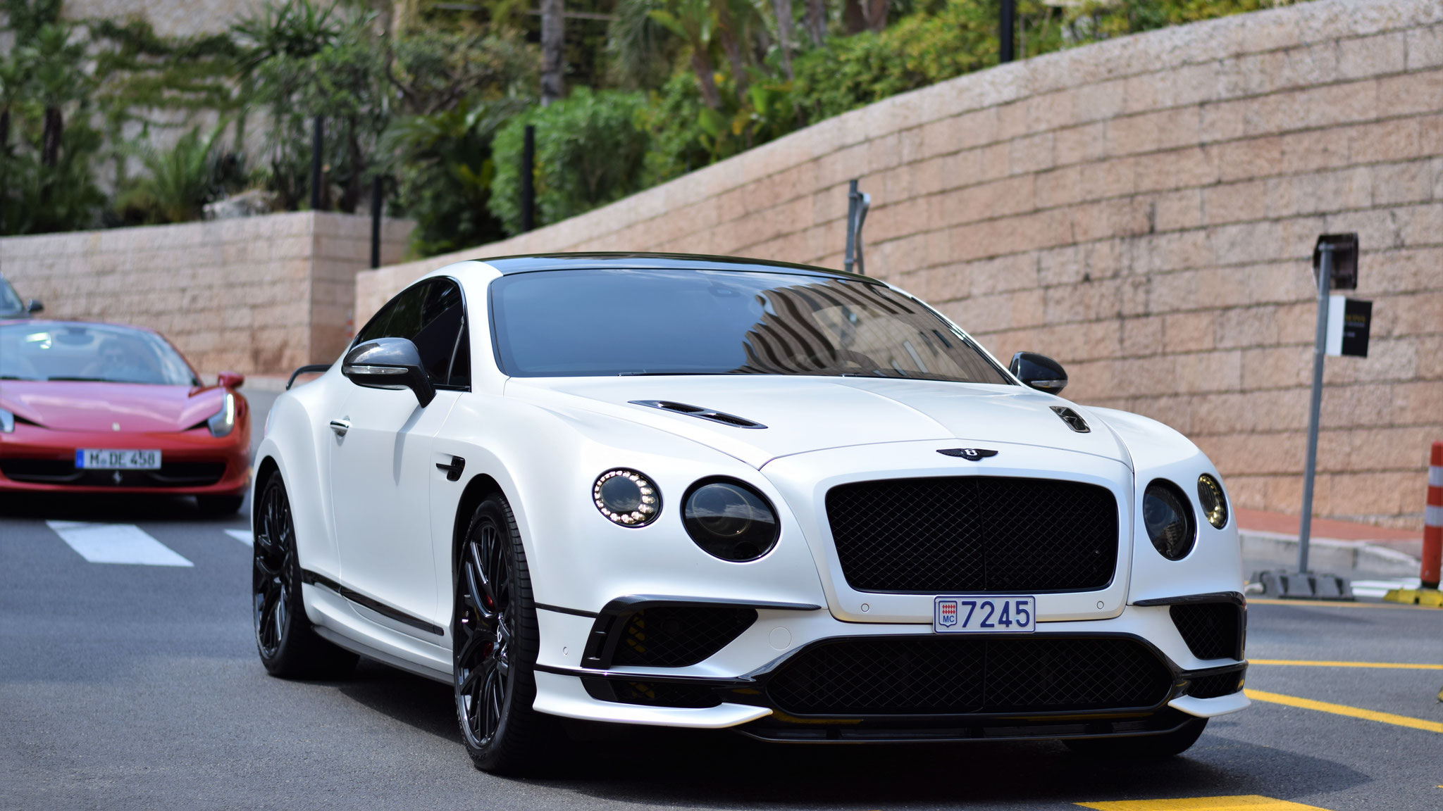 Bentley Continental GT Supersports - 7245 (MC)