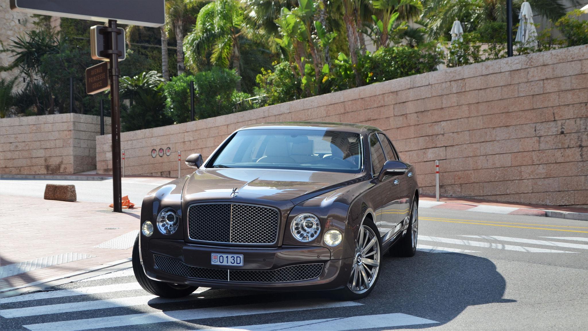 Bentley Mulsanne -013D (MC)