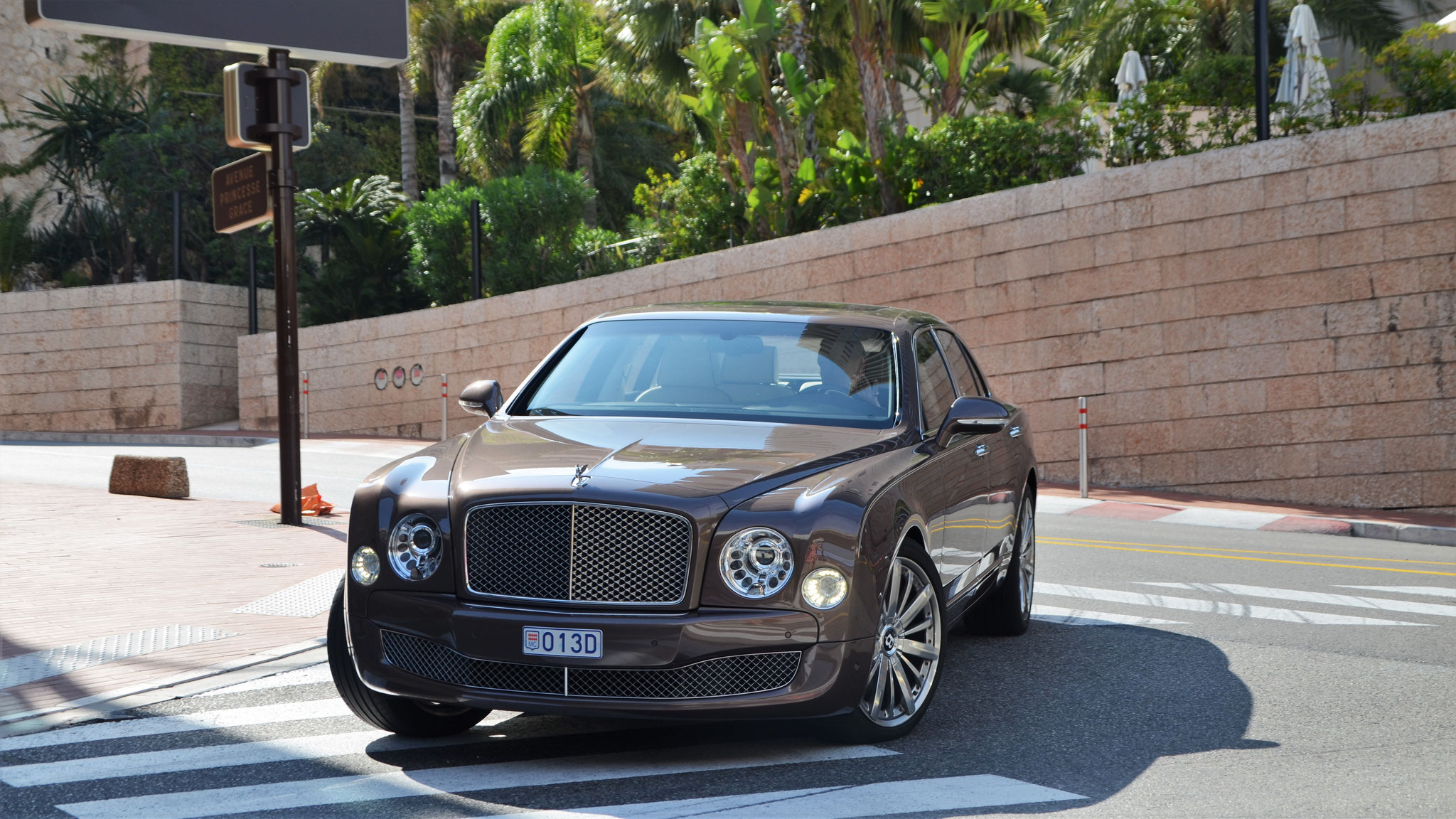 Bentley Mulsanne -013D (MC)