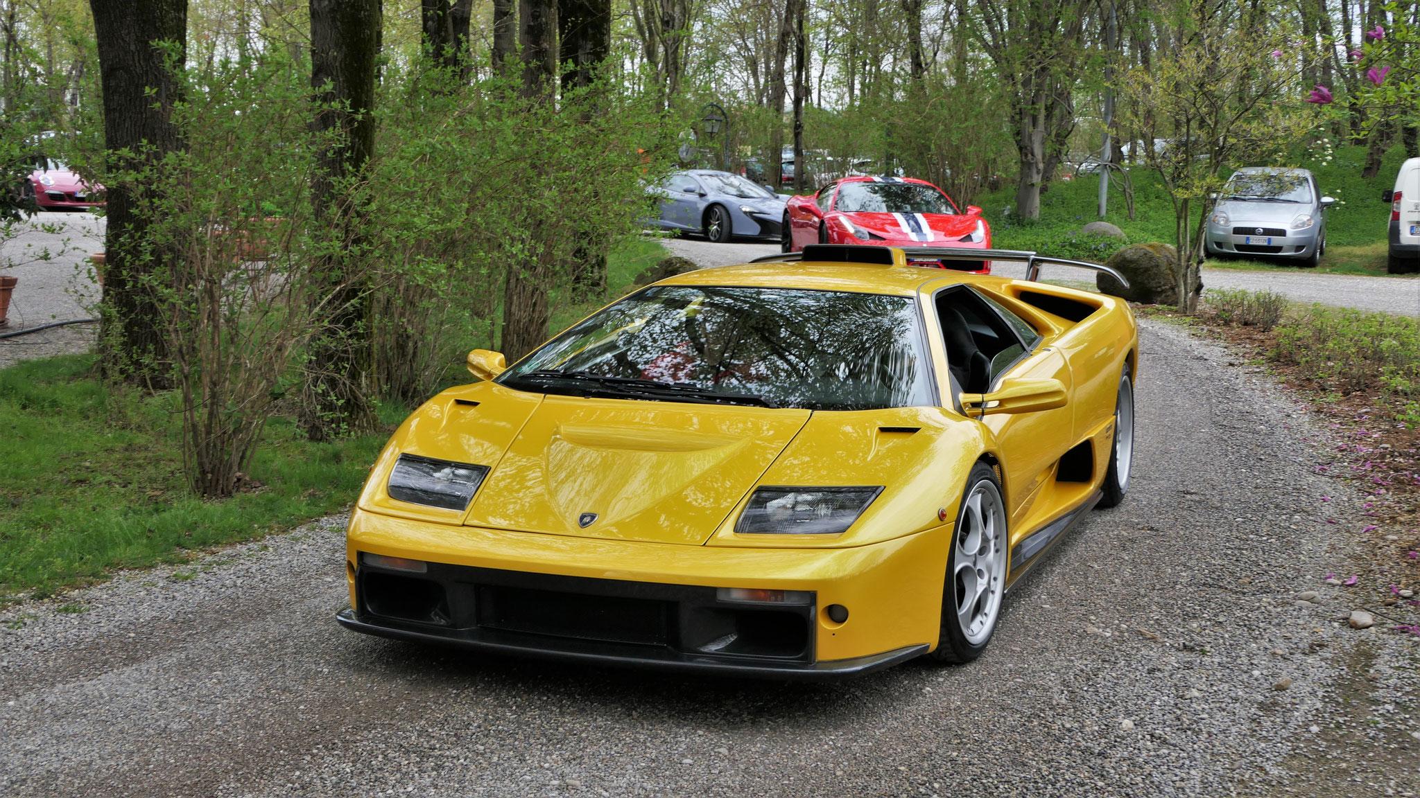 Lamborghini Diablo SV (GT-fake) - M0P1-TORS