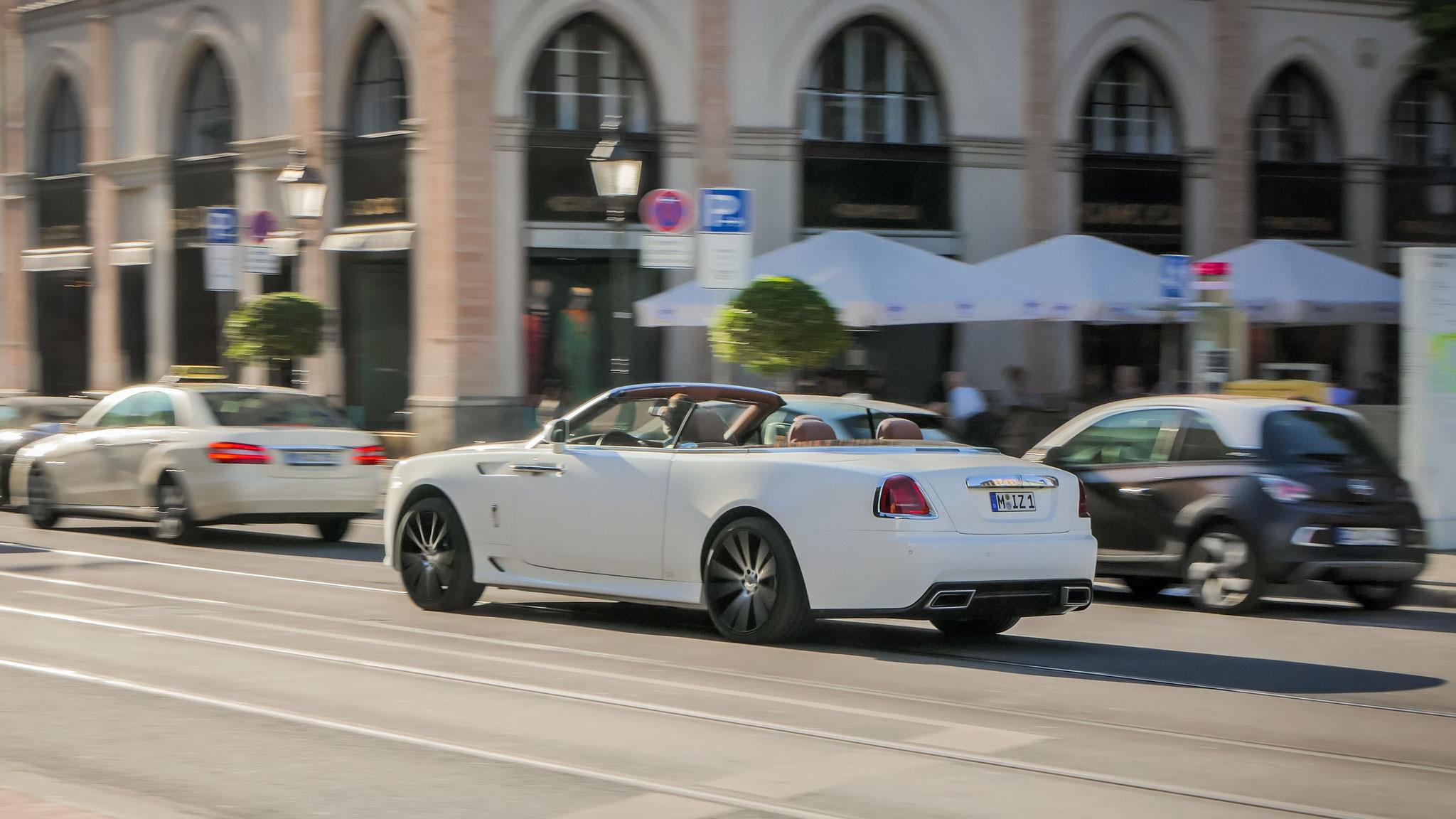 Rolls Royce Dawn - M-IZ-1