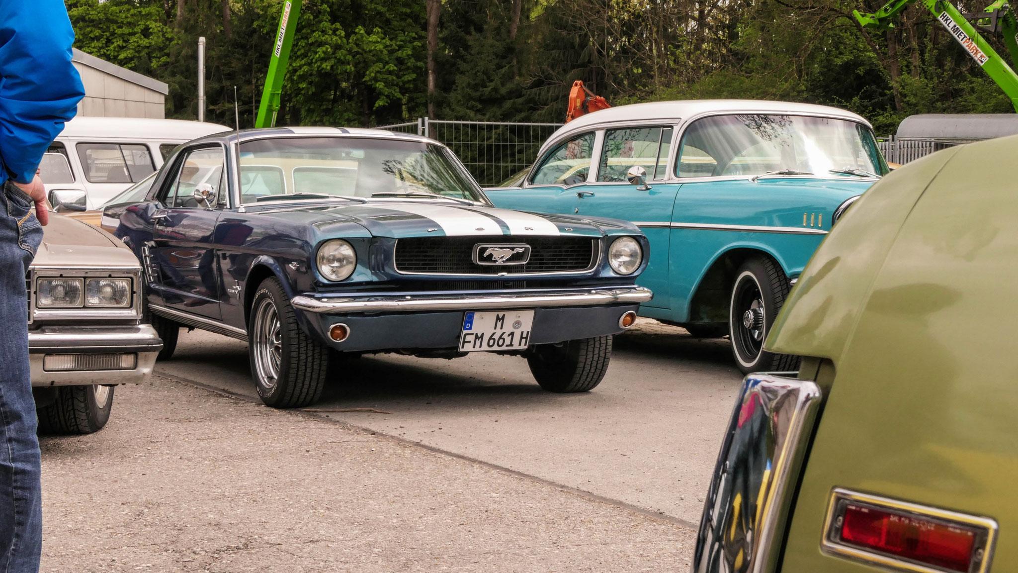 Mustang I - M-FM-661H