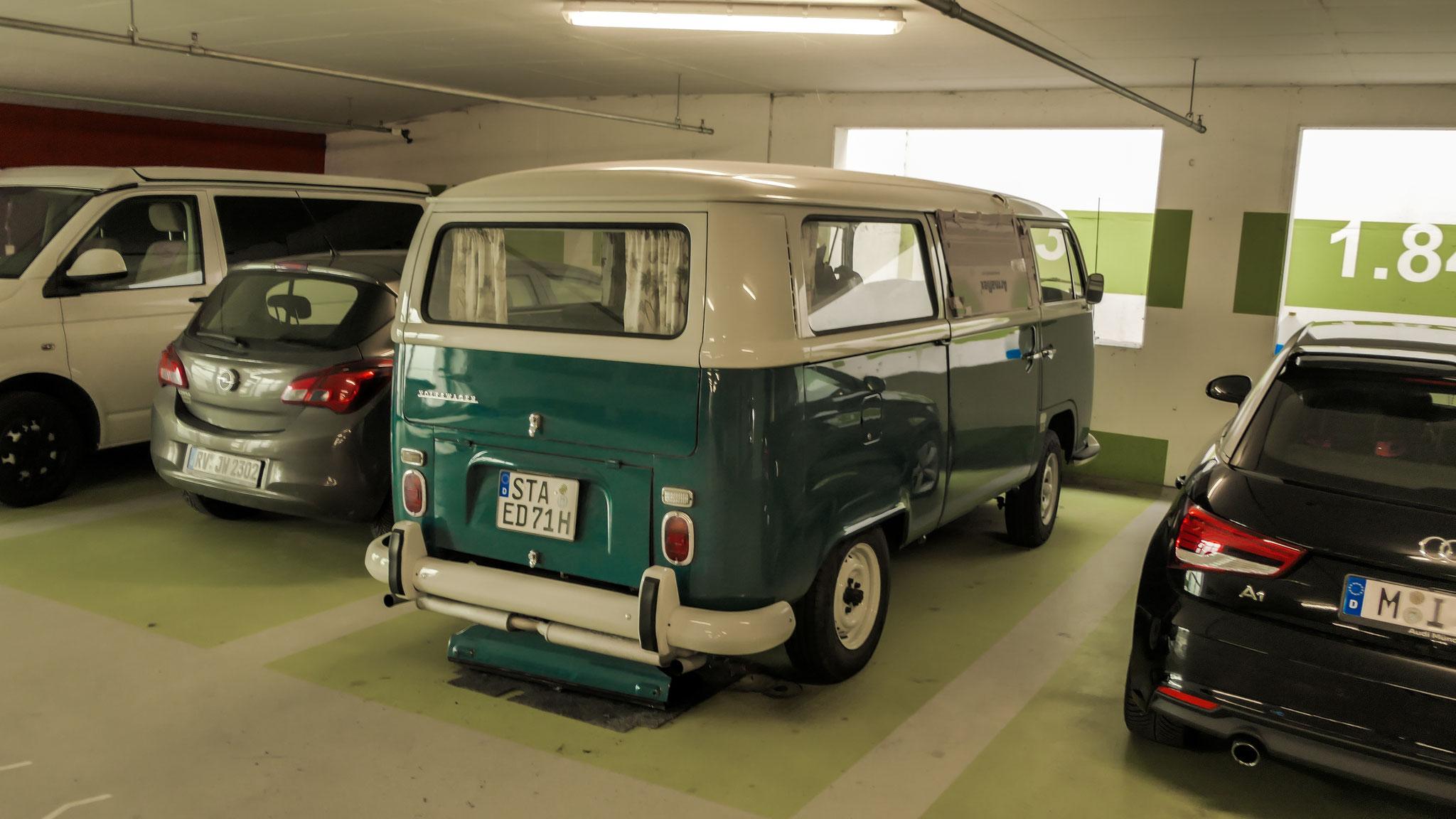 VW T1 - STA-ED-71H