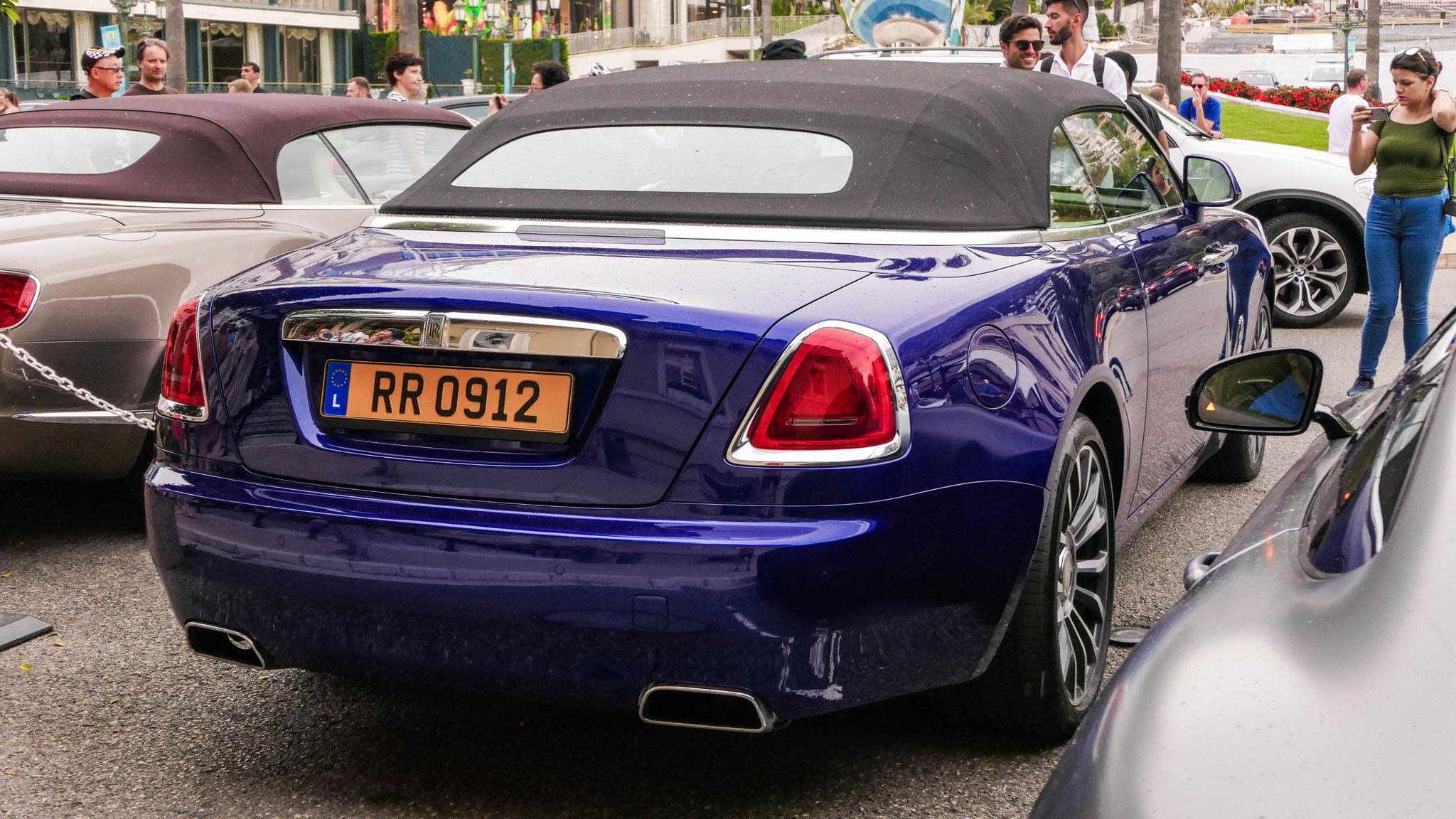 Rolls Royce Dawn - RR-0912 (LUC)