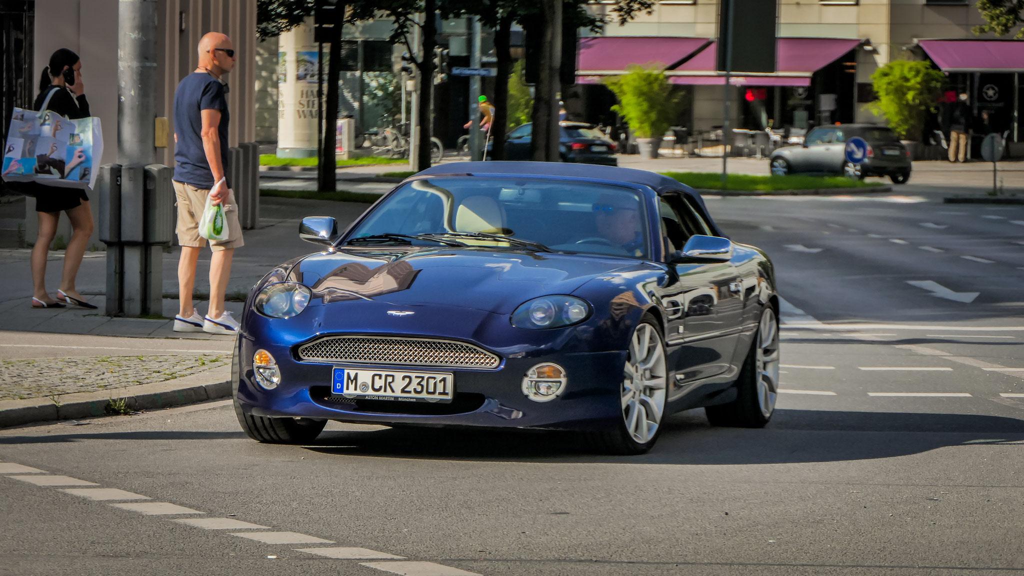 Aston Martin DB7 Volante - M-CR-2301
