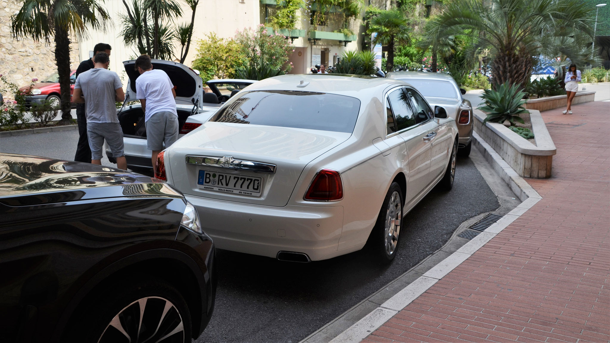 Rolls Royce Ghost Series II - B-RV-7770