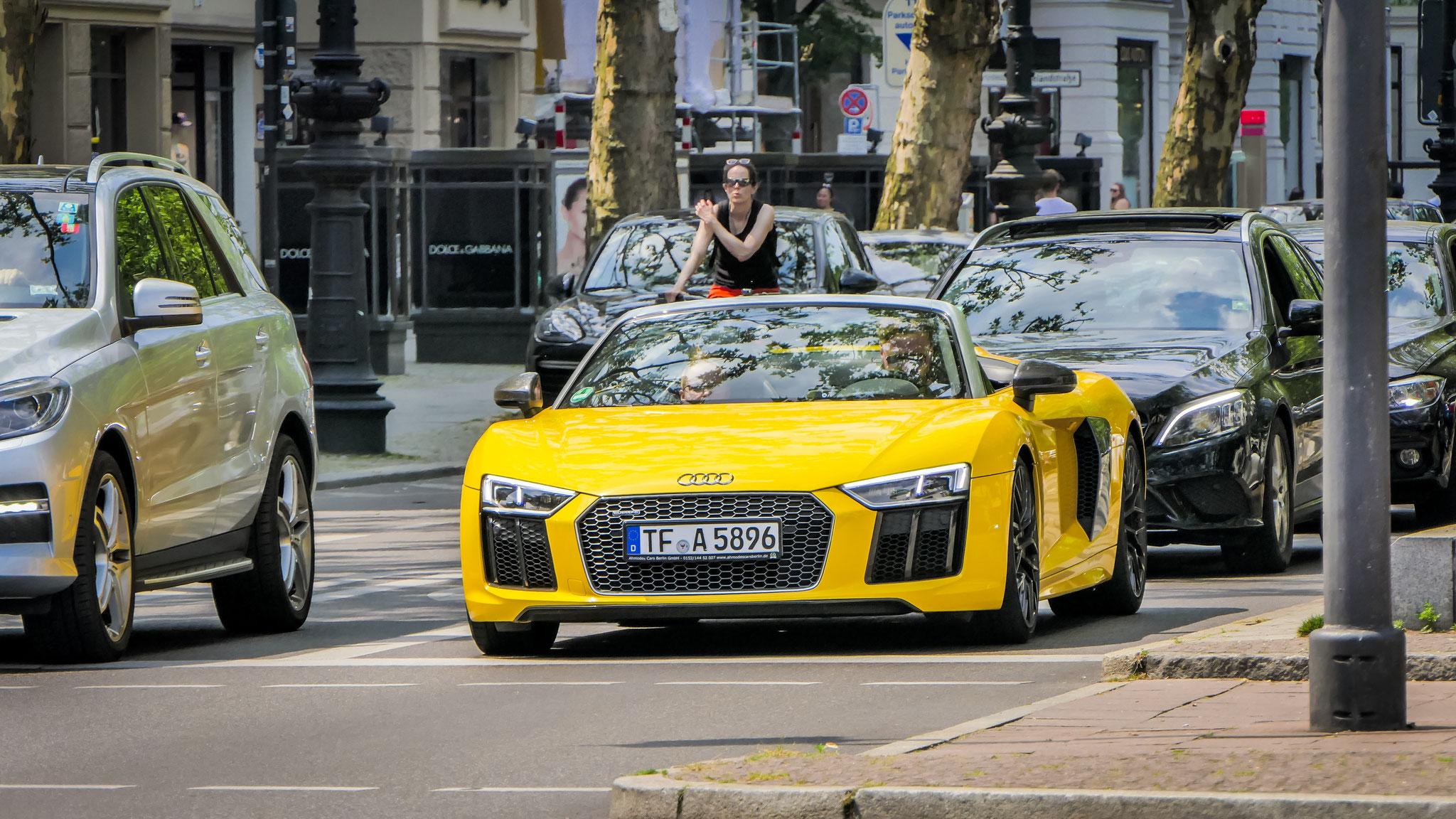 Audi R8 V10 Spyder - TF-A-5896